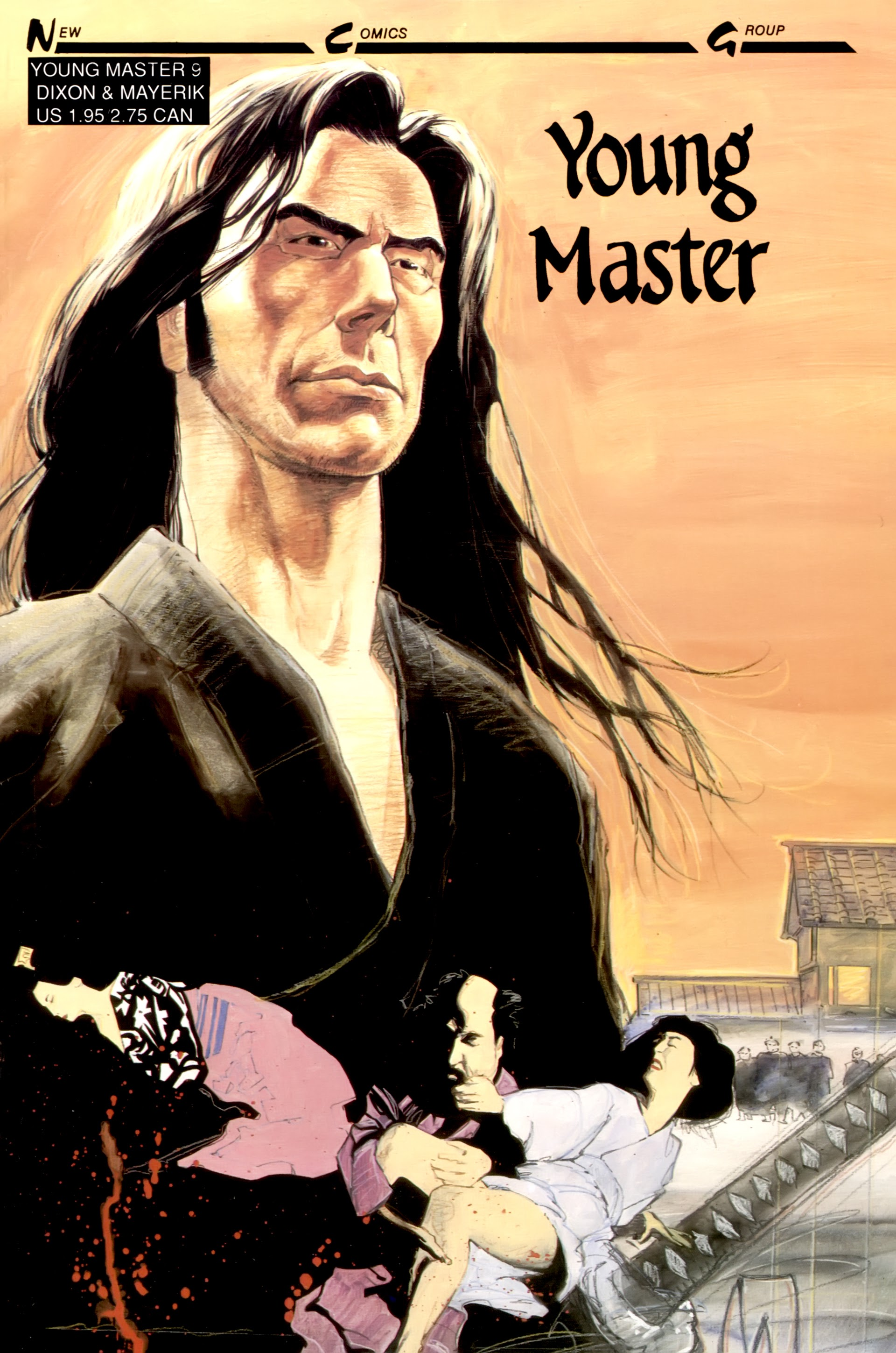 Young Master 9 Page 1