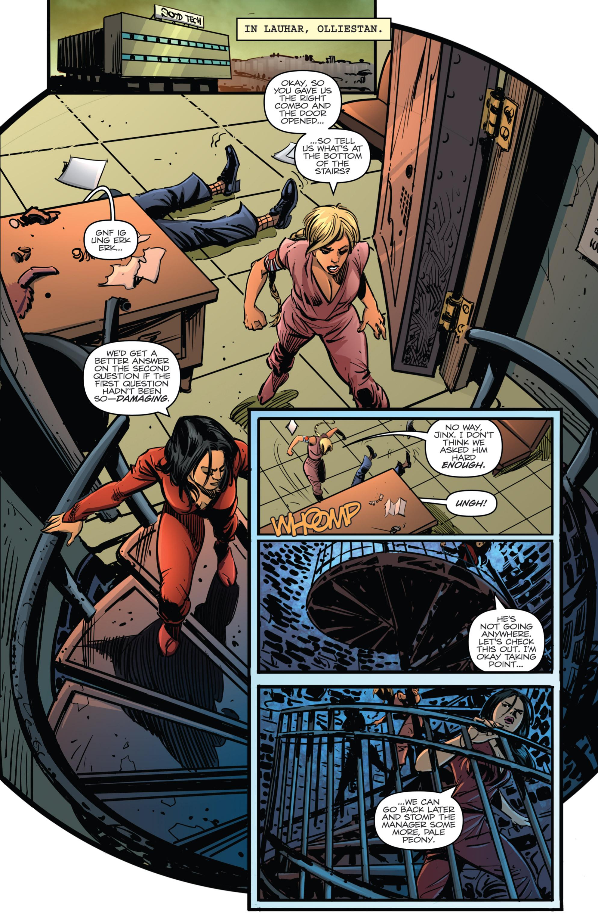 G.I. Joe: A Real American Hero 193 Page 18