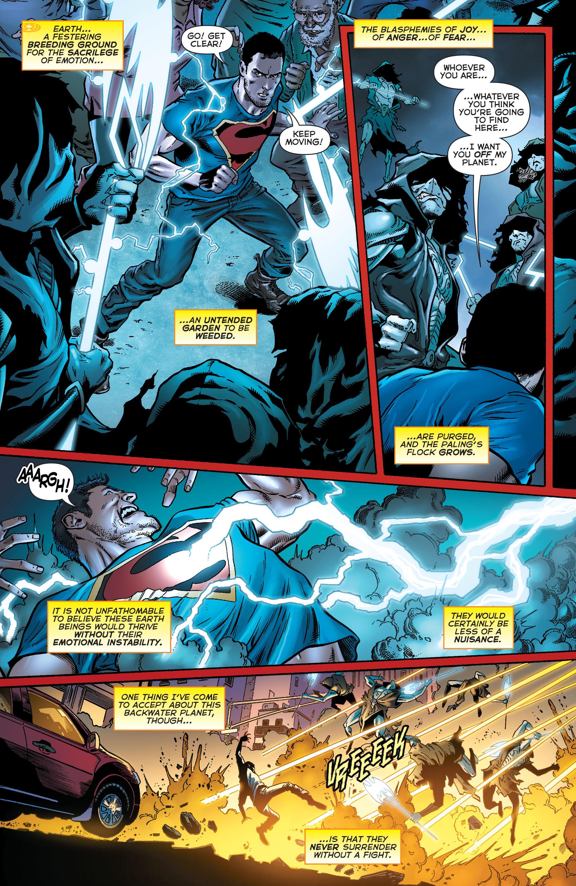 Read online Sinestro comic -  Issue #18 - 14