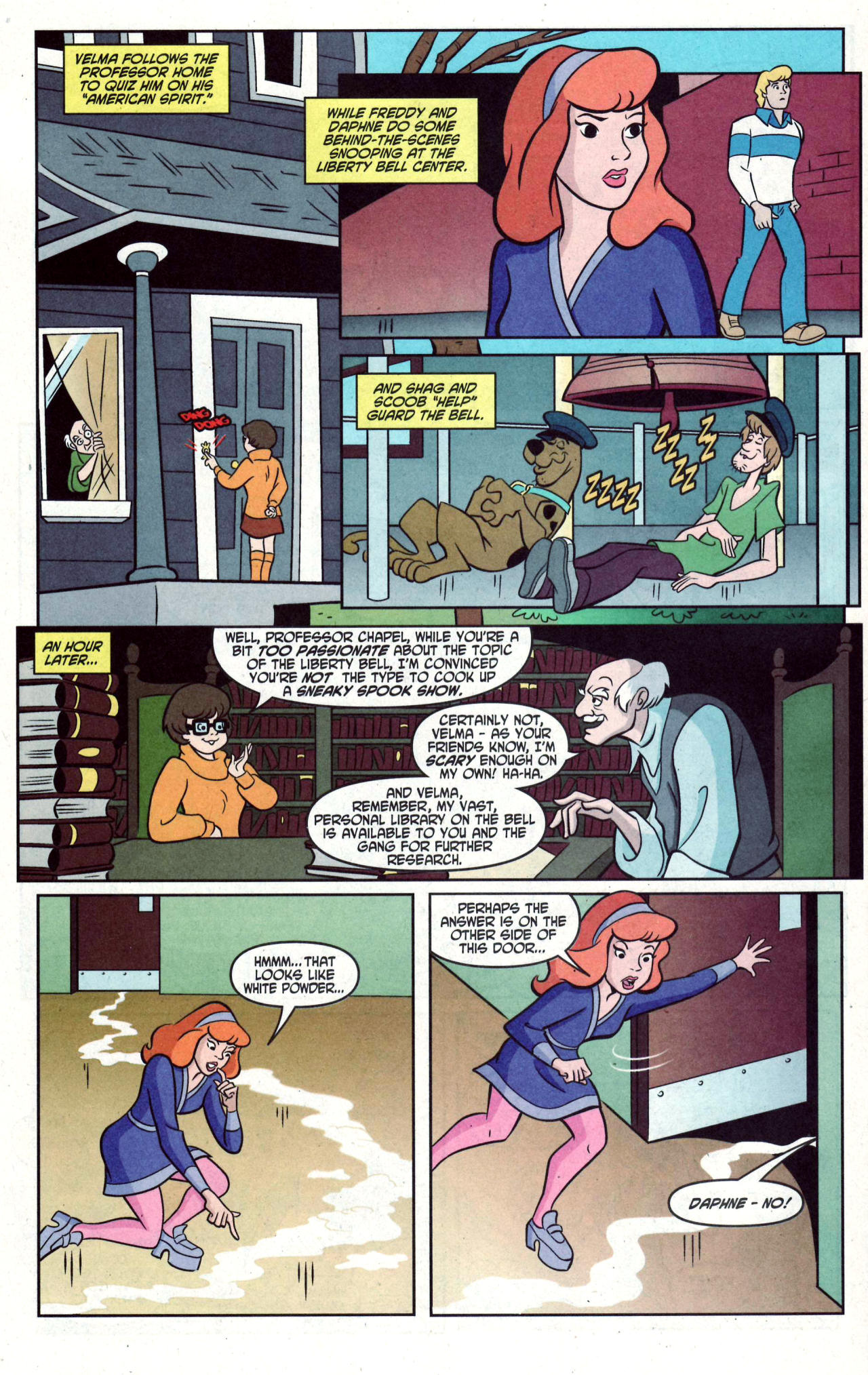 Read online Scooby-Doo (1997) comic -  Issue #122 - 6