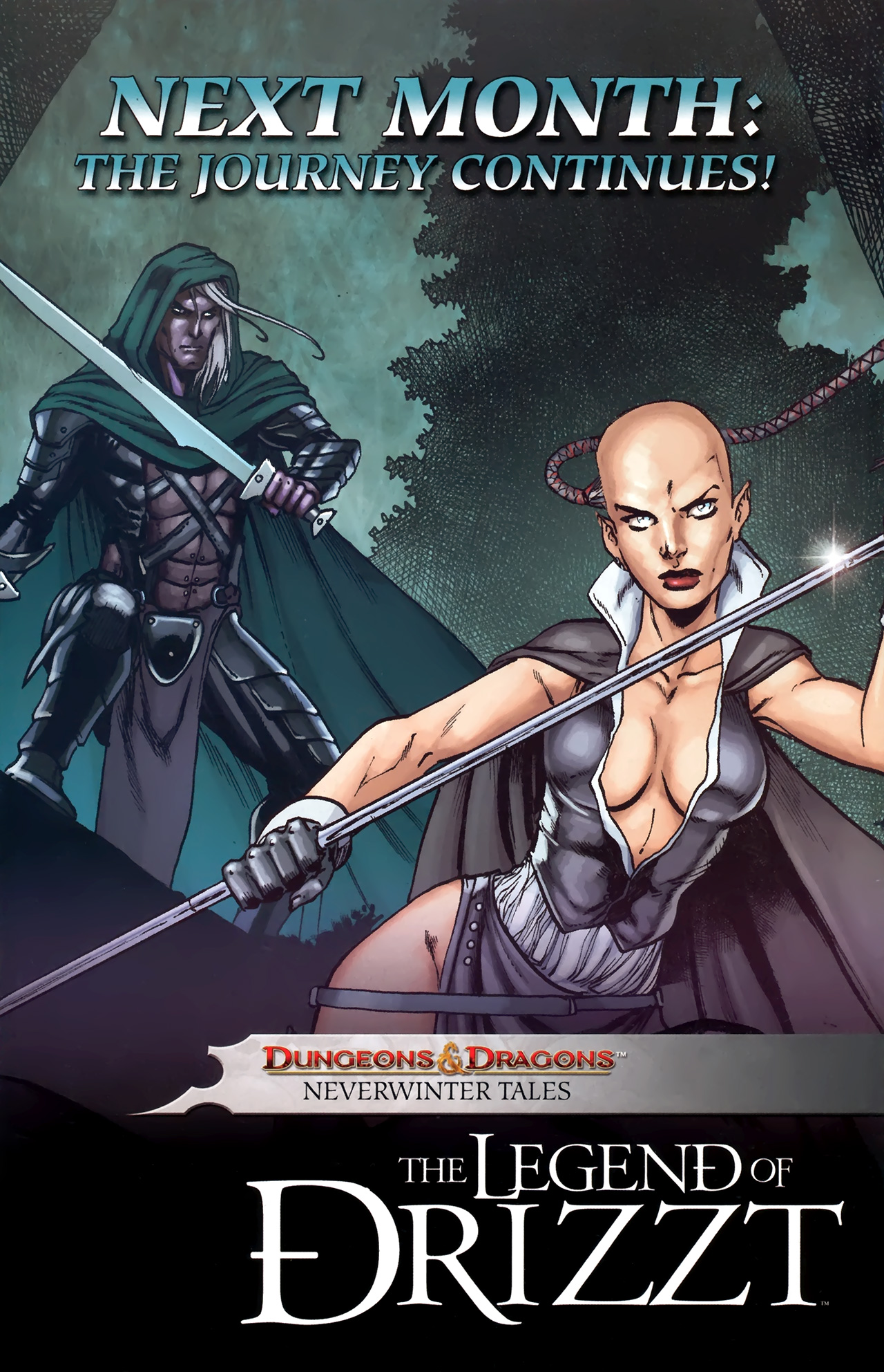Dungeons & Dragons: The Legend of Drizzt: Neverwinter Tales 2 Page 25