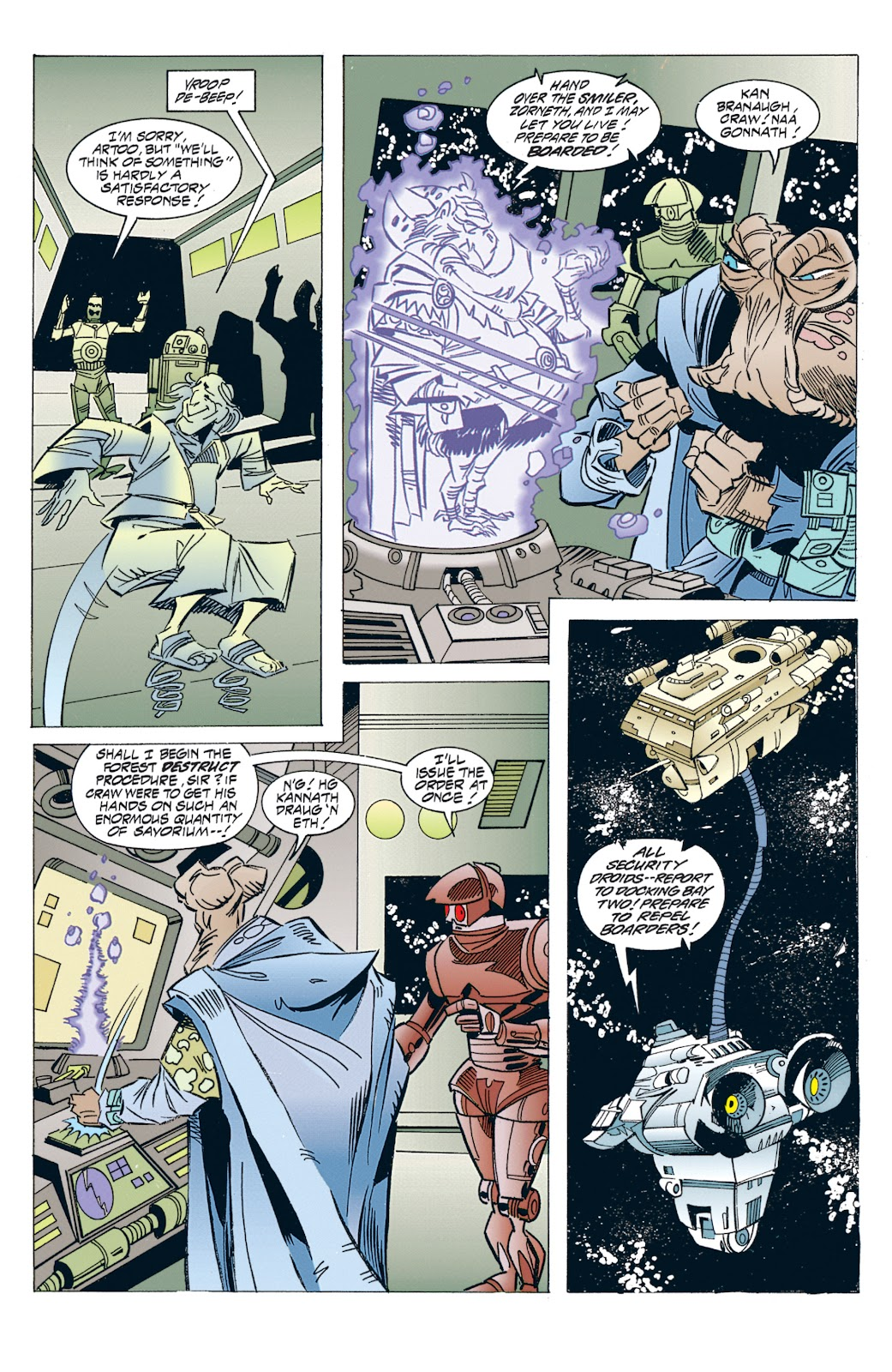 Read online Star Wars Legends Epic Collection: The Empire comic -  Issue # TPB 5 (Part 4) - 77