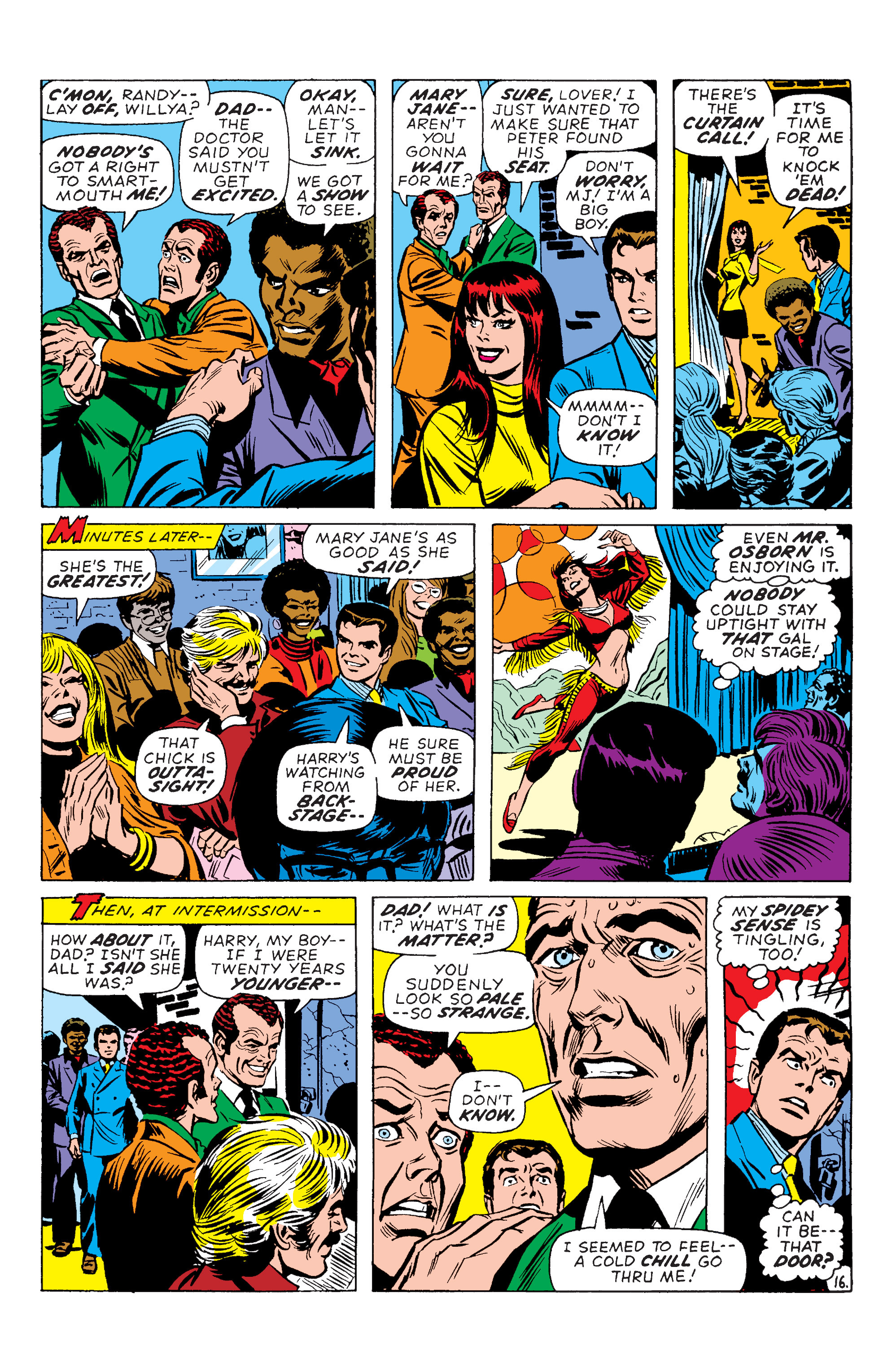The Amazing Spider-Man (1963) 96 Page 15