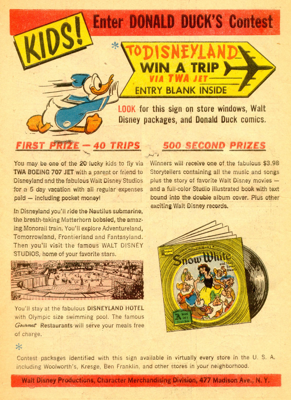 Walt Disney's Comics and Stories issue 239 - Page 34