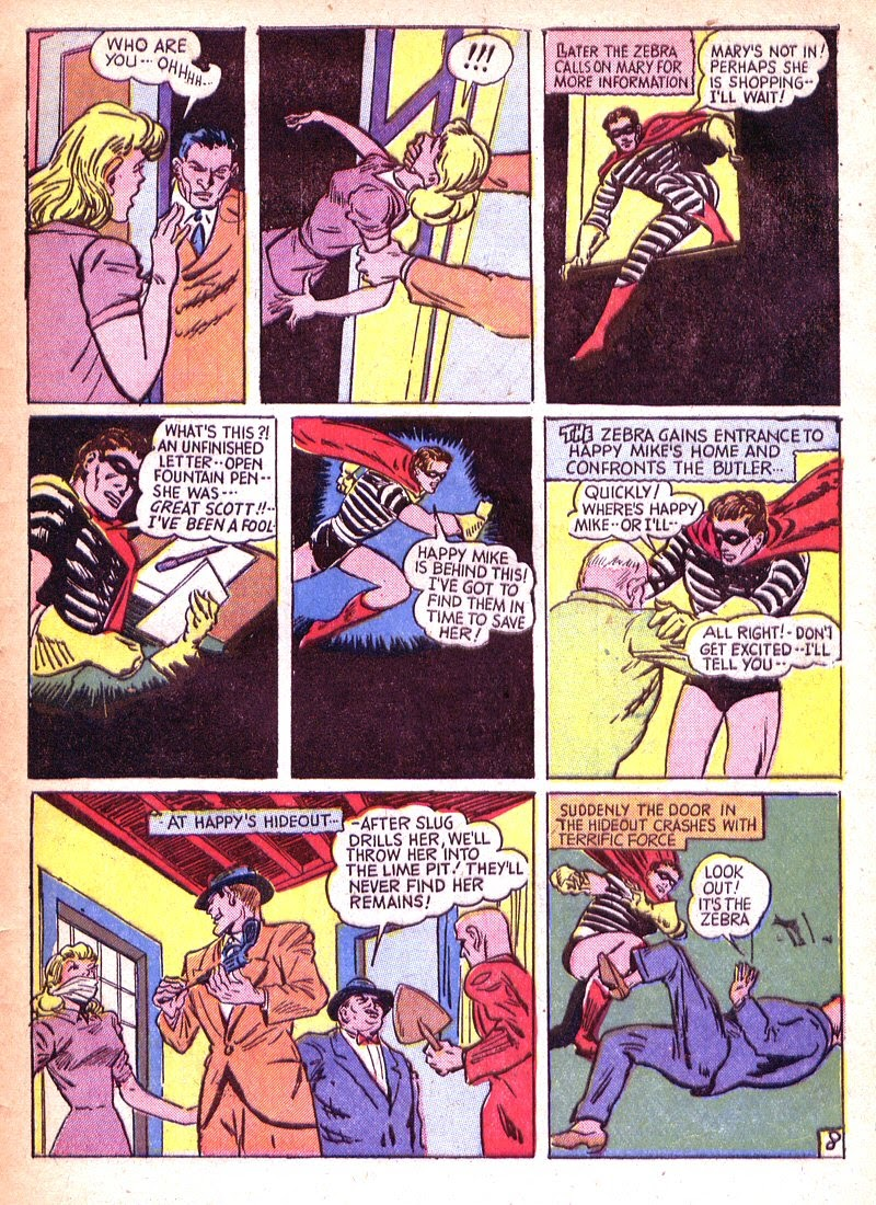 Green Hornet Comics issue 7 - Page 57