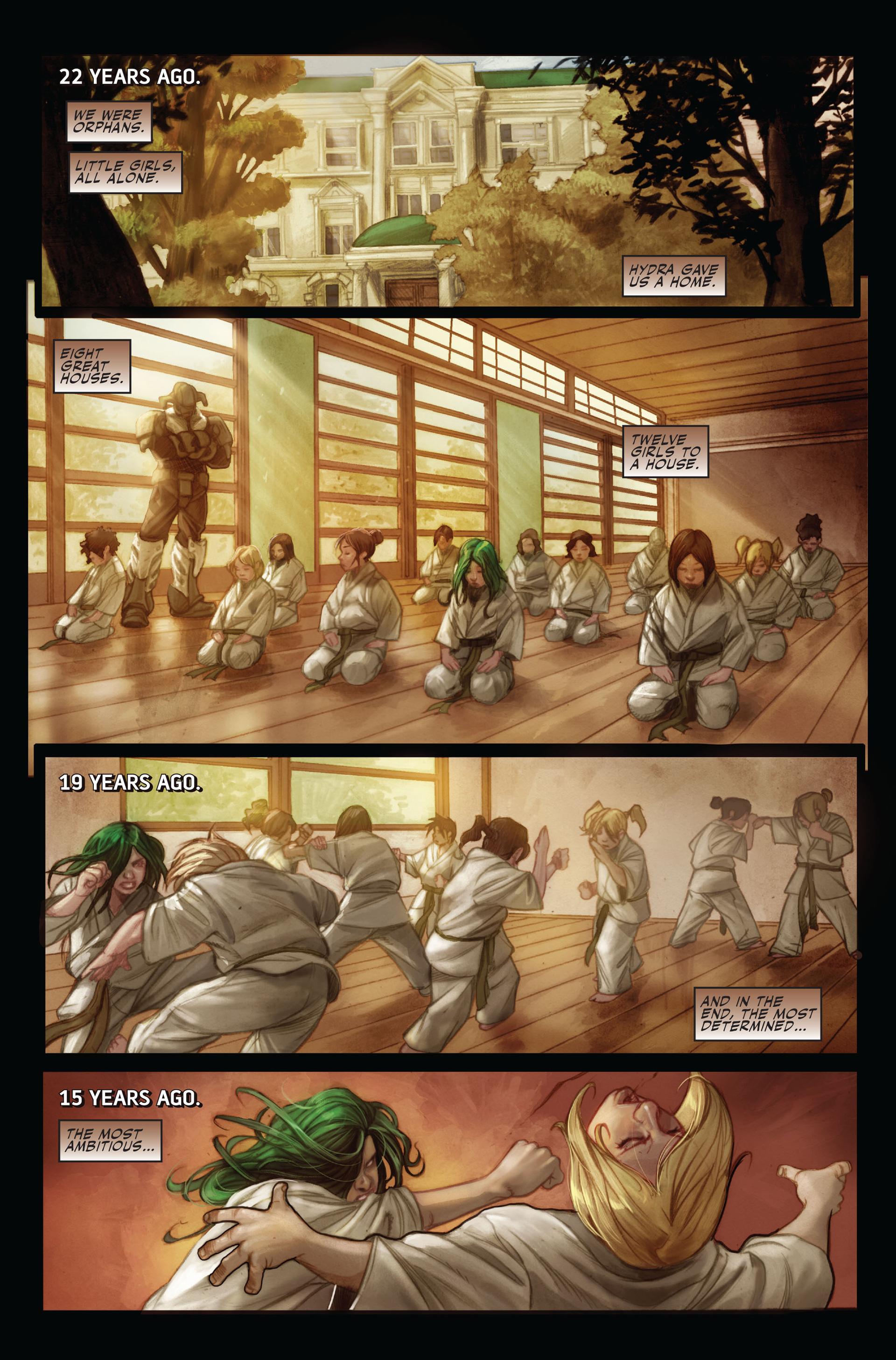 Read online Secret Warriors comic -  Issue #15 - 11