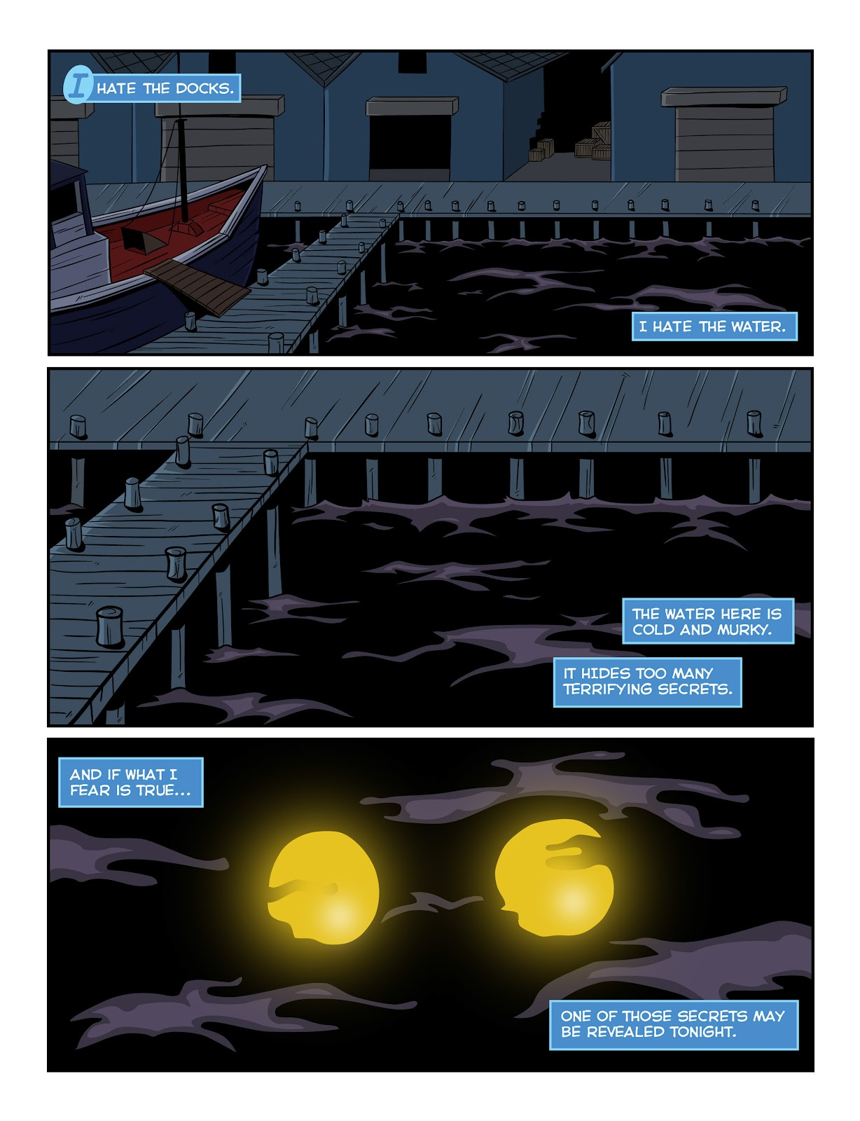 Read online The Haunter comic -  Issue #2 - 3