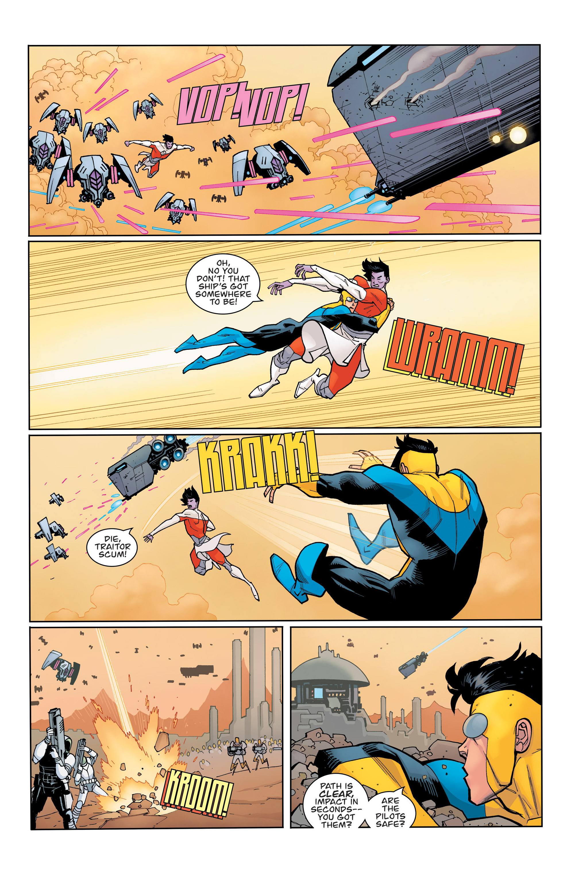 Read online Invincible comic -  Issue #135 - 5