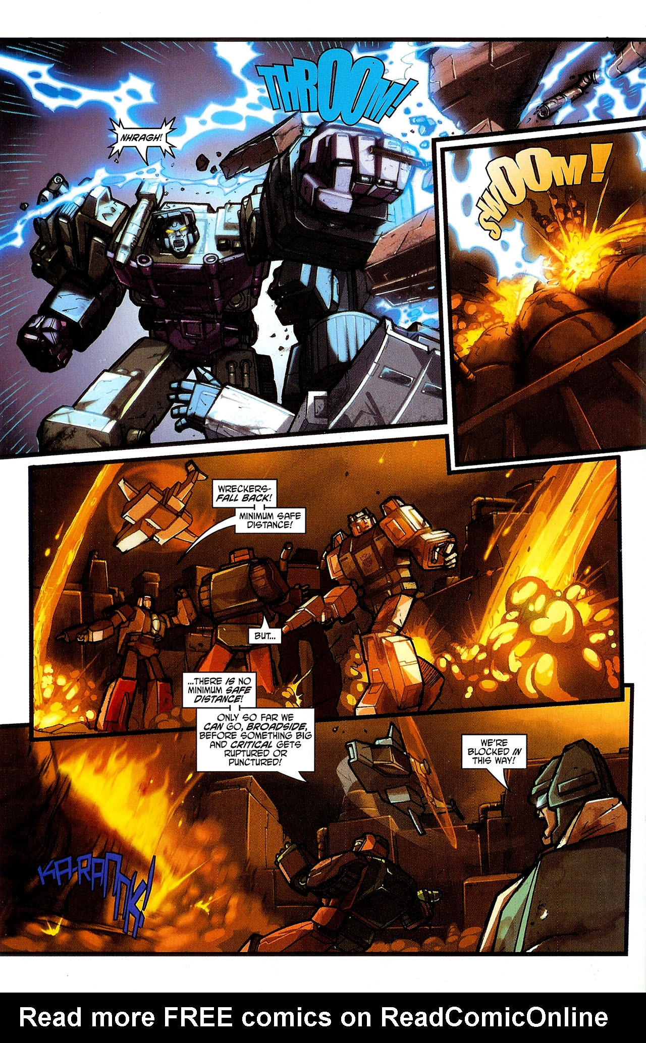 """Read online Transformers War Within: """"The Dark Ages"""" comic -  Issue #3 - 13"""