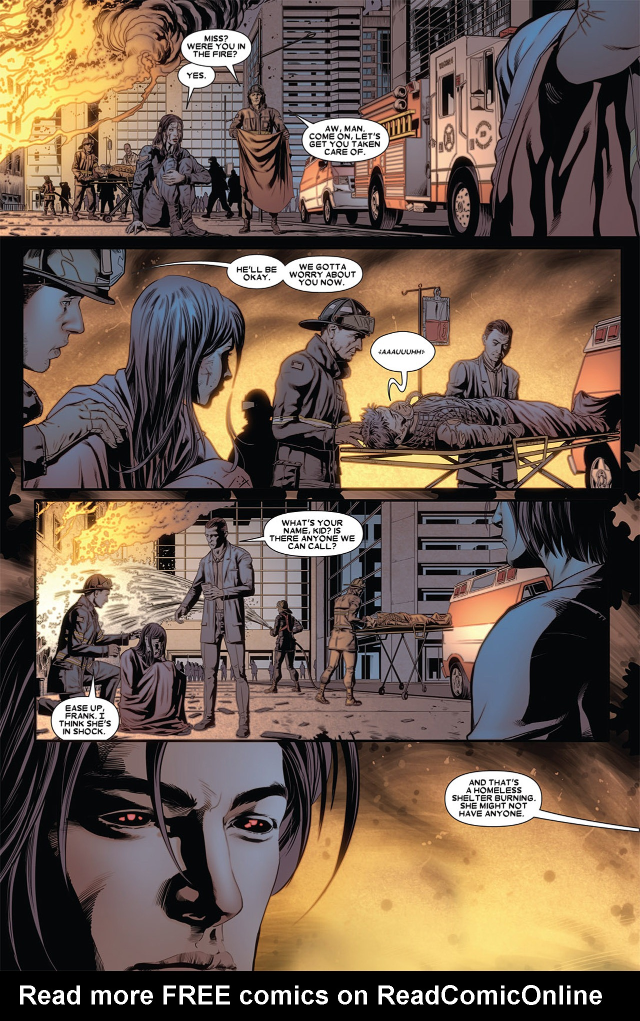 Read online X-23 (2010) comic -  Issue #2 - 10