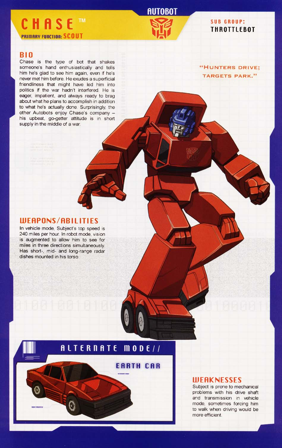 Read online Transformers: More than Meets the Eye comic -  Issue #1 - 54