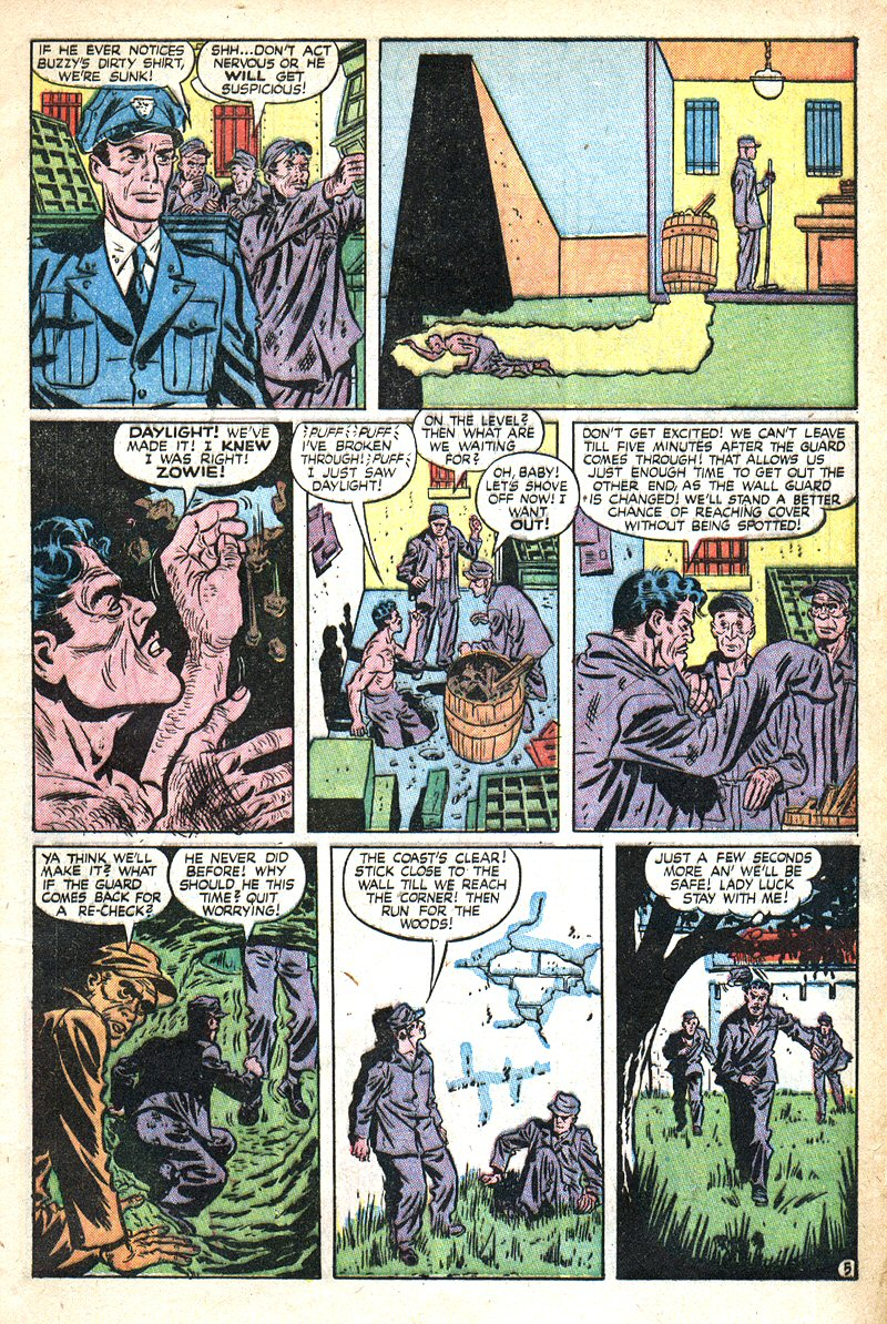 Daredevil (1941) issue 44 - Page 9