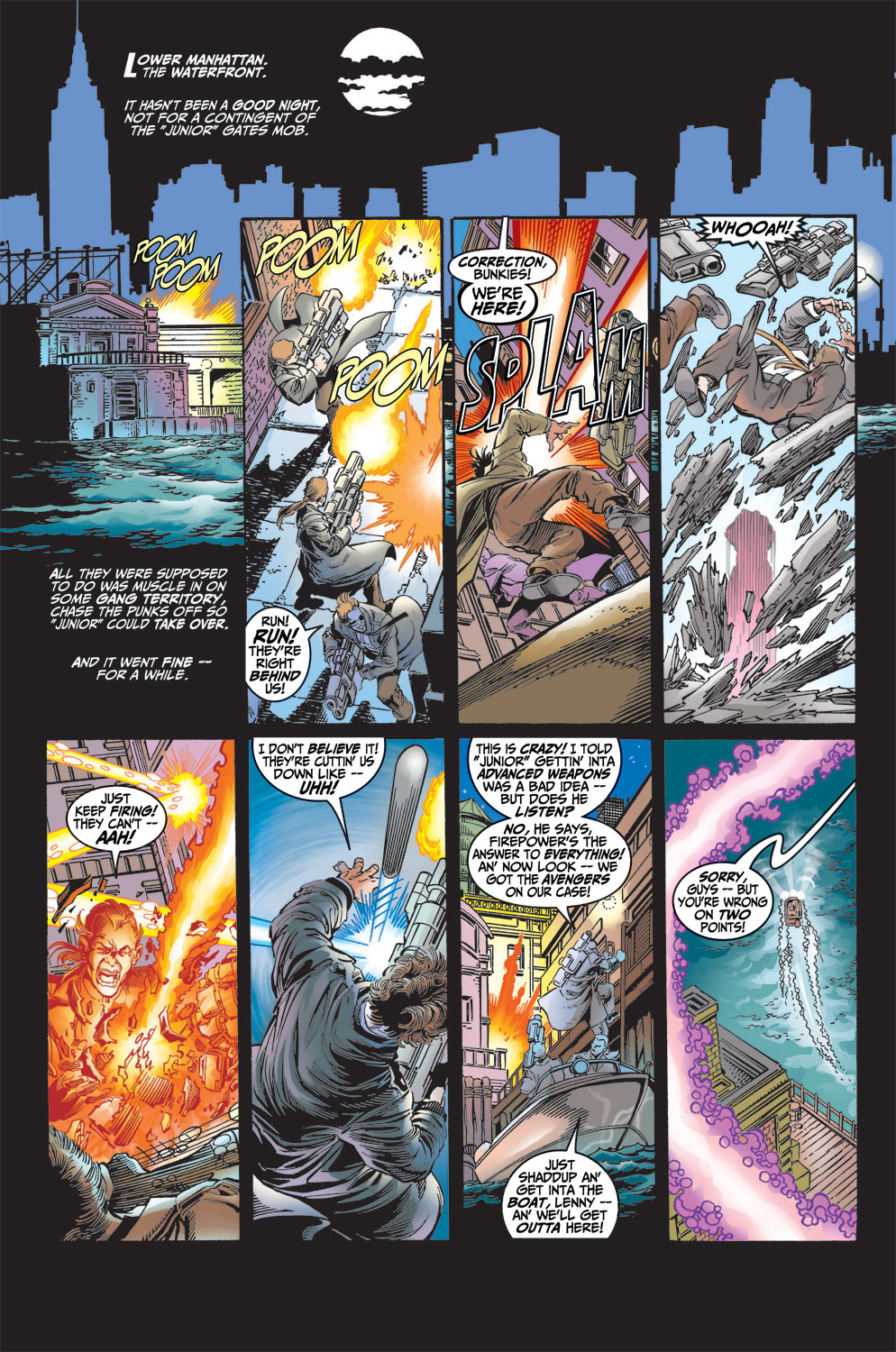 Read online Avengers (1998) comic -  Issue #13 - 2