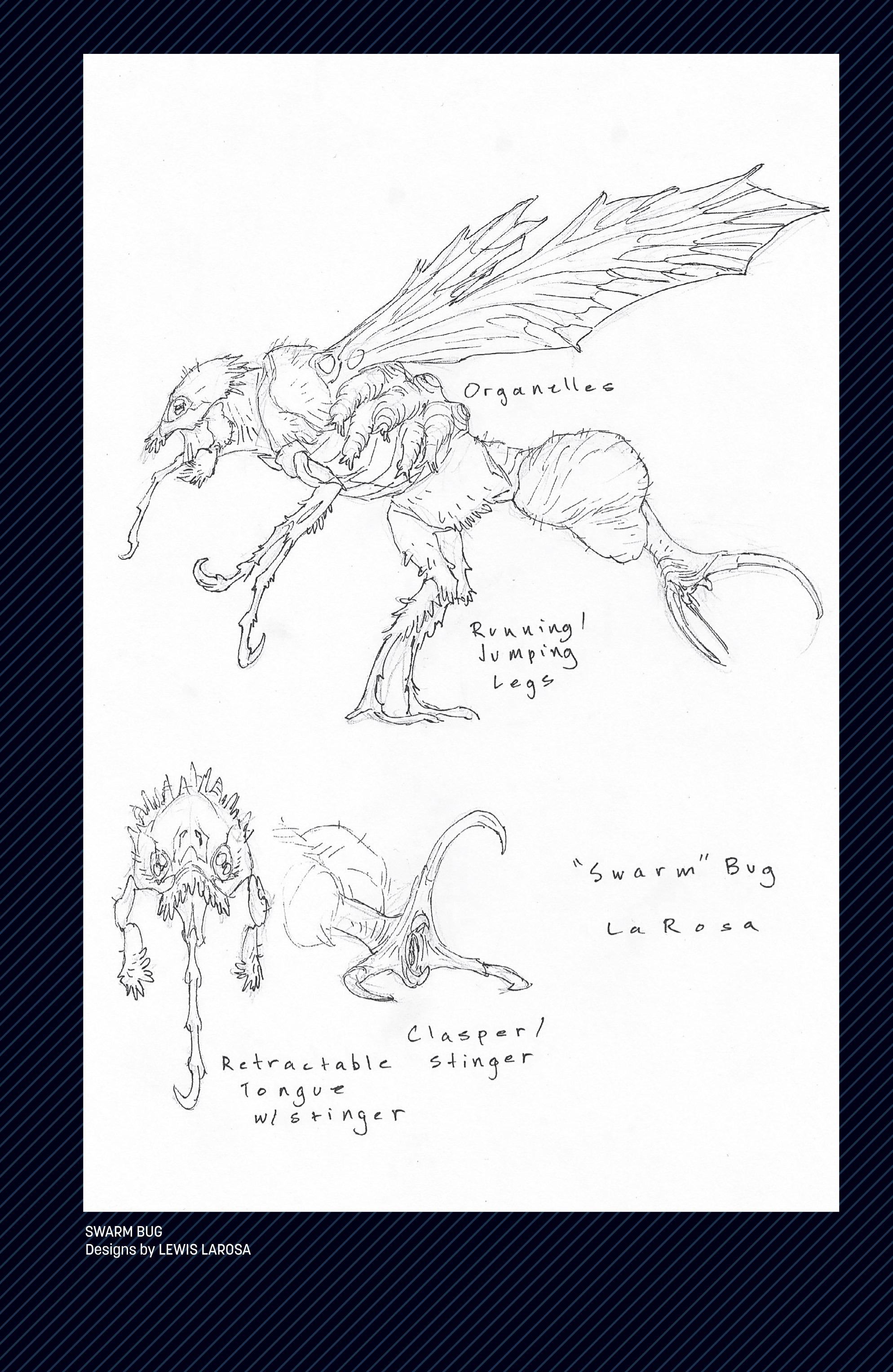 Read online Armor Hunters: Harbinger comic -  Issue # TPB - 110