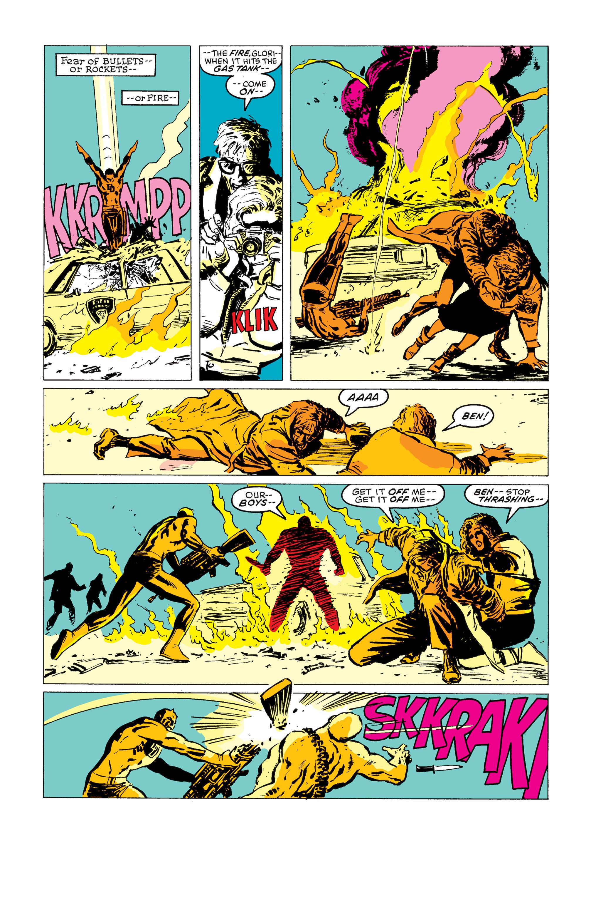 Read online Daredevil: Born Again comic -  Issue # Full - 176