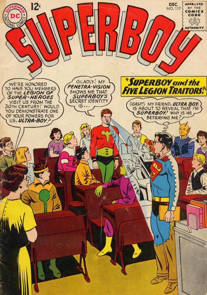 Superboy (1949) issue 117 - Page 1