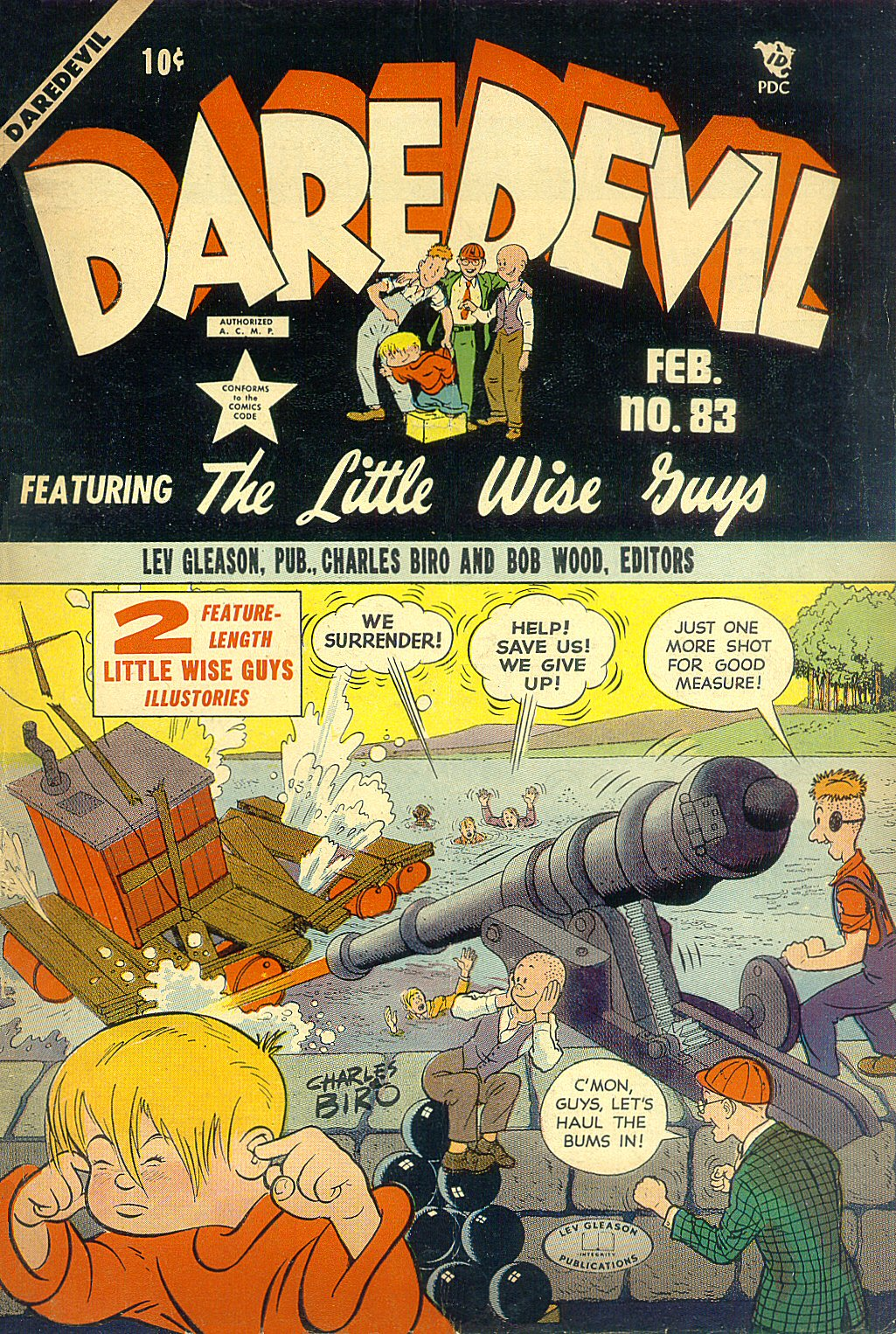 Daredevil (1941) 83 Page 1