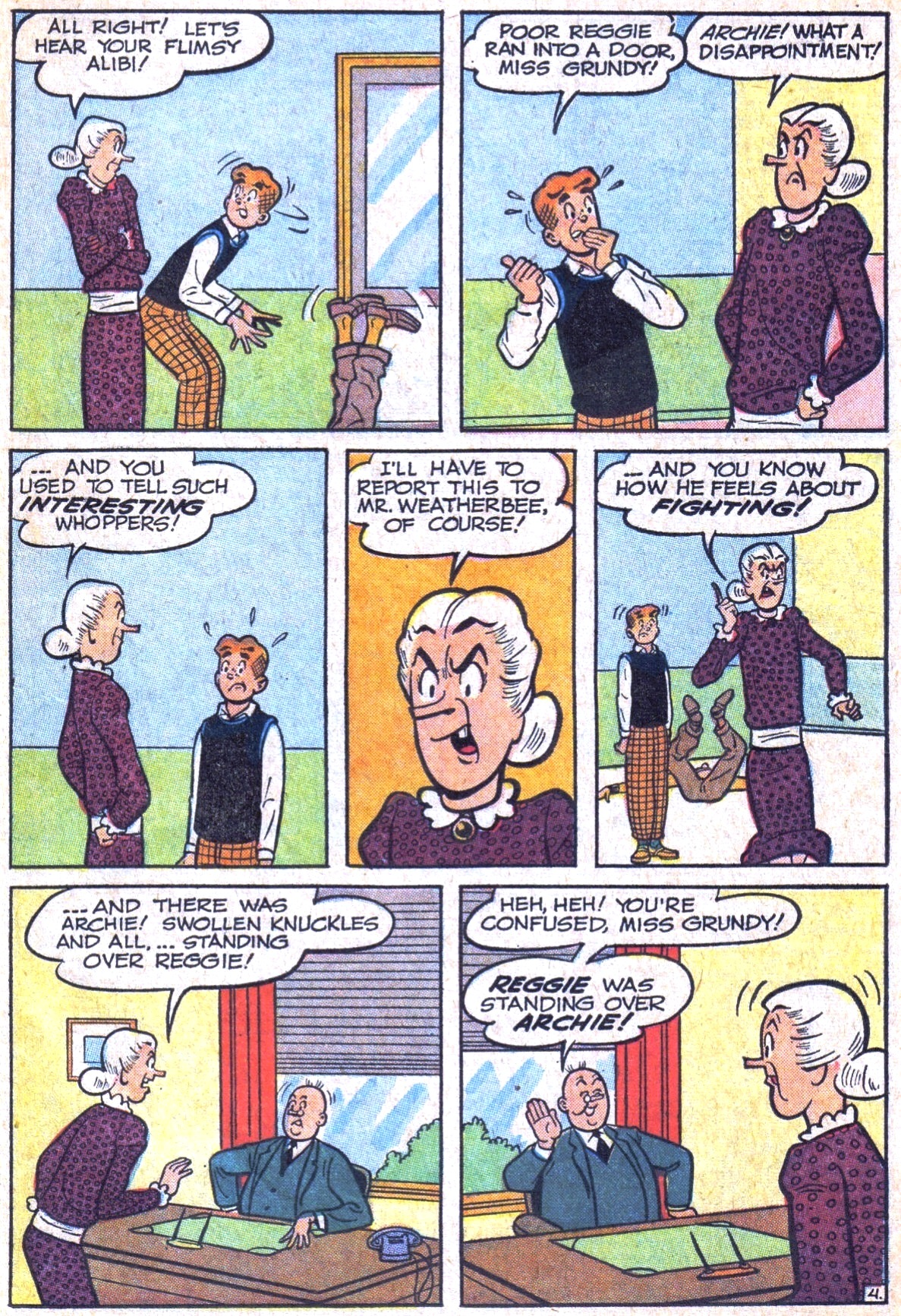 Read online Archie (1960) comic -  Issue #125 - 23