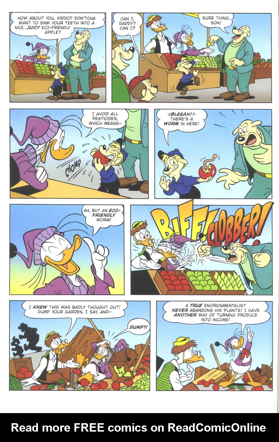 Read online Uncle Scrooge (1953) comic -  Issue #347 - 50