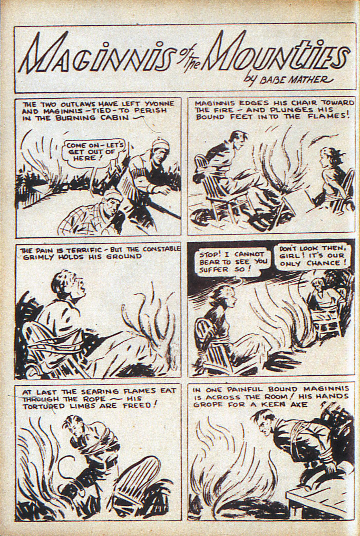Read online Adventure Comics (1938) comic -  Issue #10 - 25