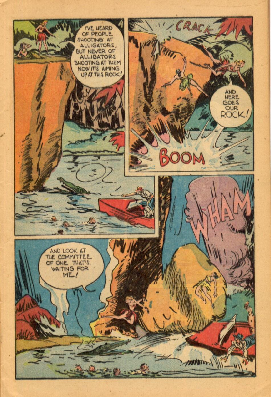 Read online Super-Magician Comics comic -  Issue #45 - 13