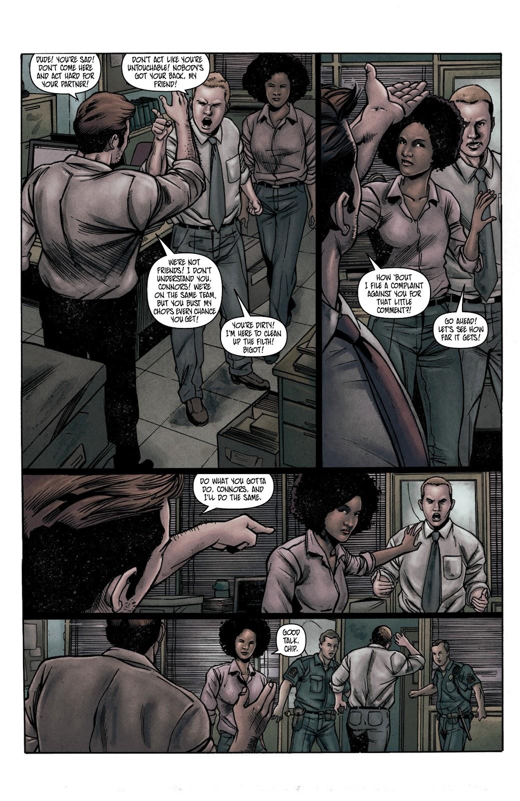 Read online Vindication comic -  Issue #1 - 23