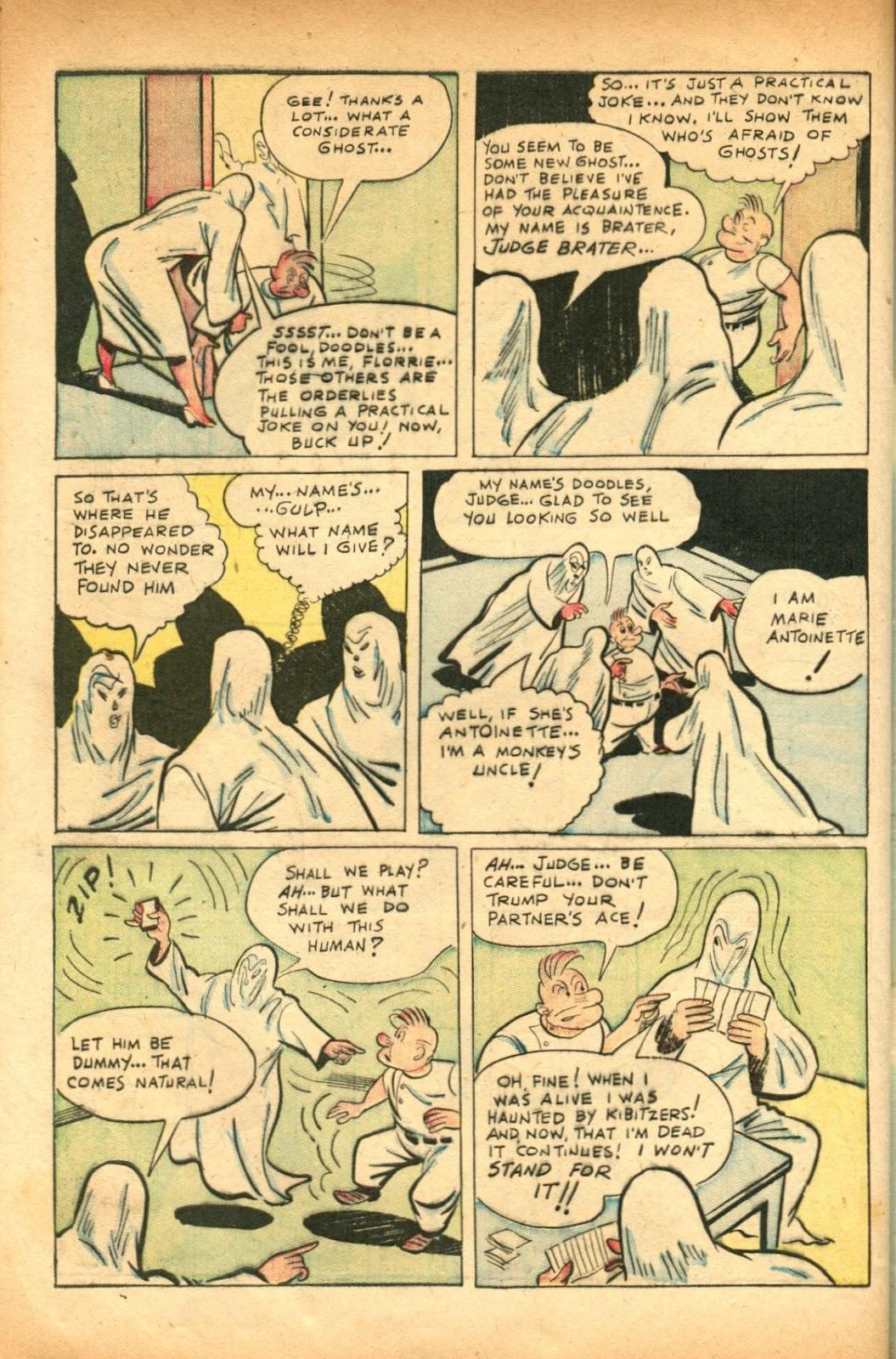 Read online Super-Magician Comics comic -  Issue #51 - 40