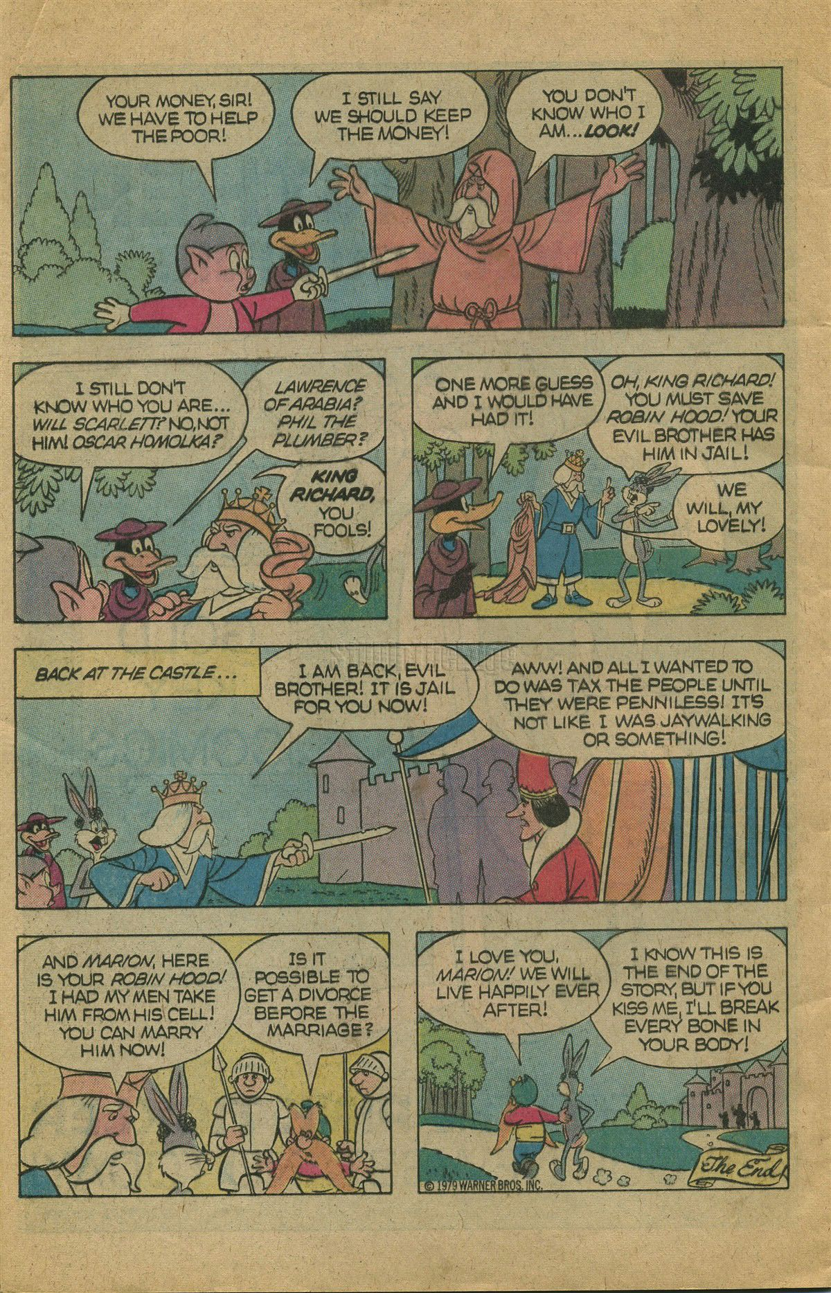 Yosemite Sam and Bugs Bunny issue 60 - Page 32