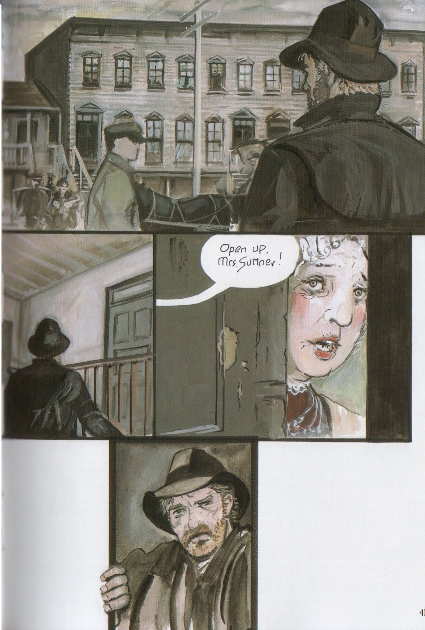 Read online The Black Diamond Detective Agency comic -  Issue # TPB - 41
