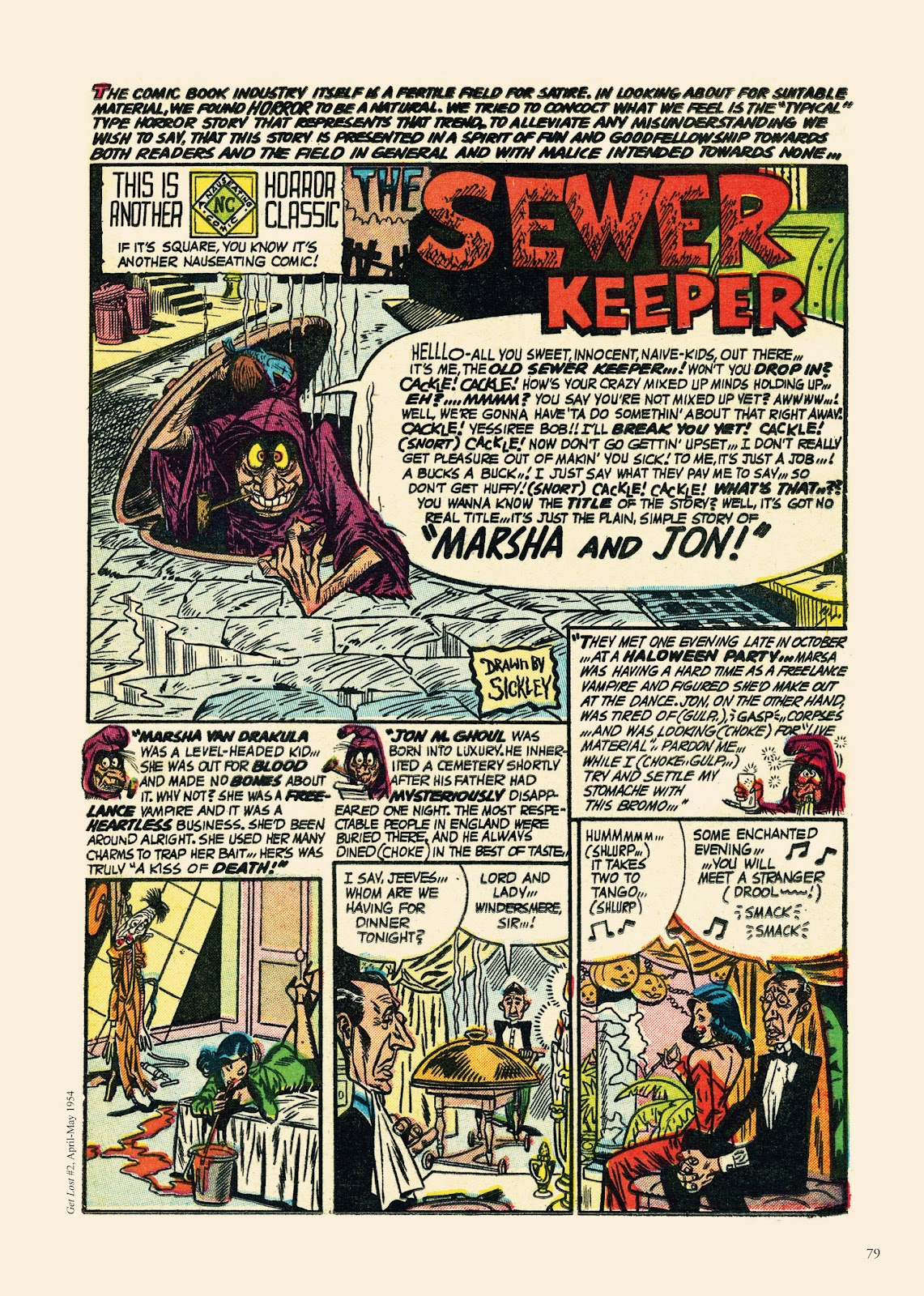 Read online Sincerest Form of Parody: The Best 1950s MAD-Inspired Satirical Comics comic -  Issue # TPB (Part 1) - 80