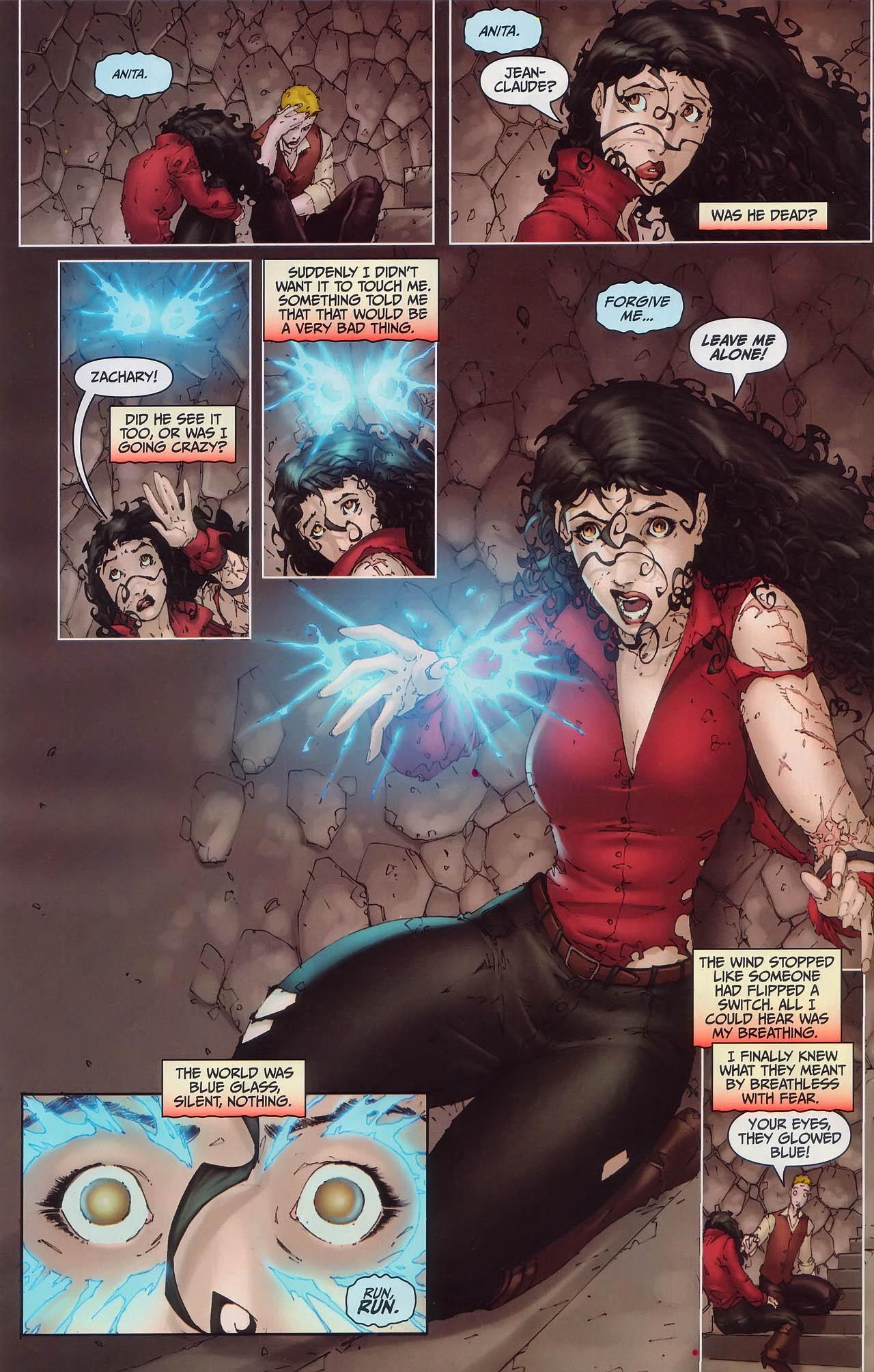 Read online Anita Blake, Vampire Hunter: Guilty Pleasures comic -  Issue #3 - 20