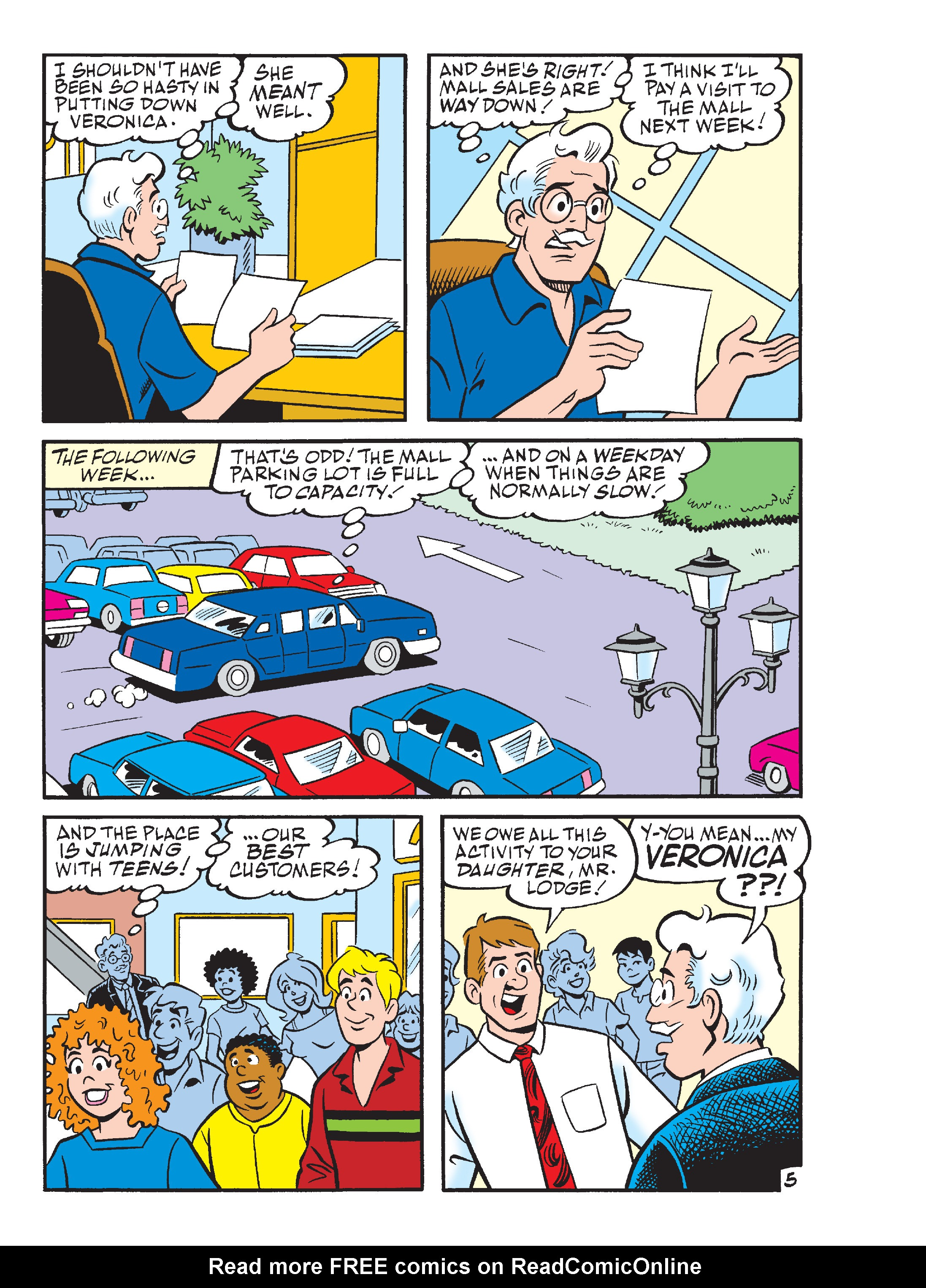 Read online World of Archie Double Digest comic -  Issue #64 - 86