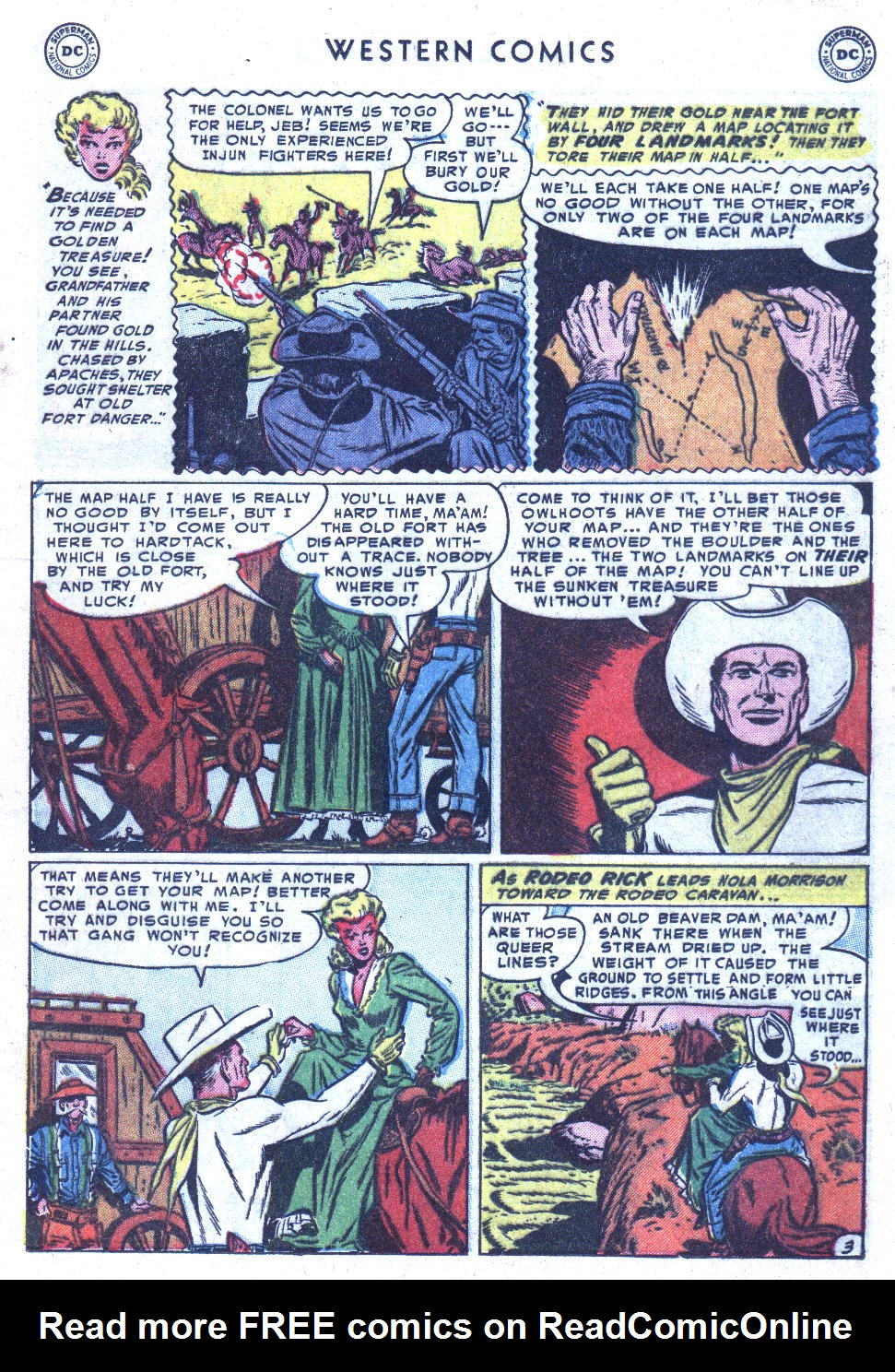 Western Comics issue 42 - Page 21