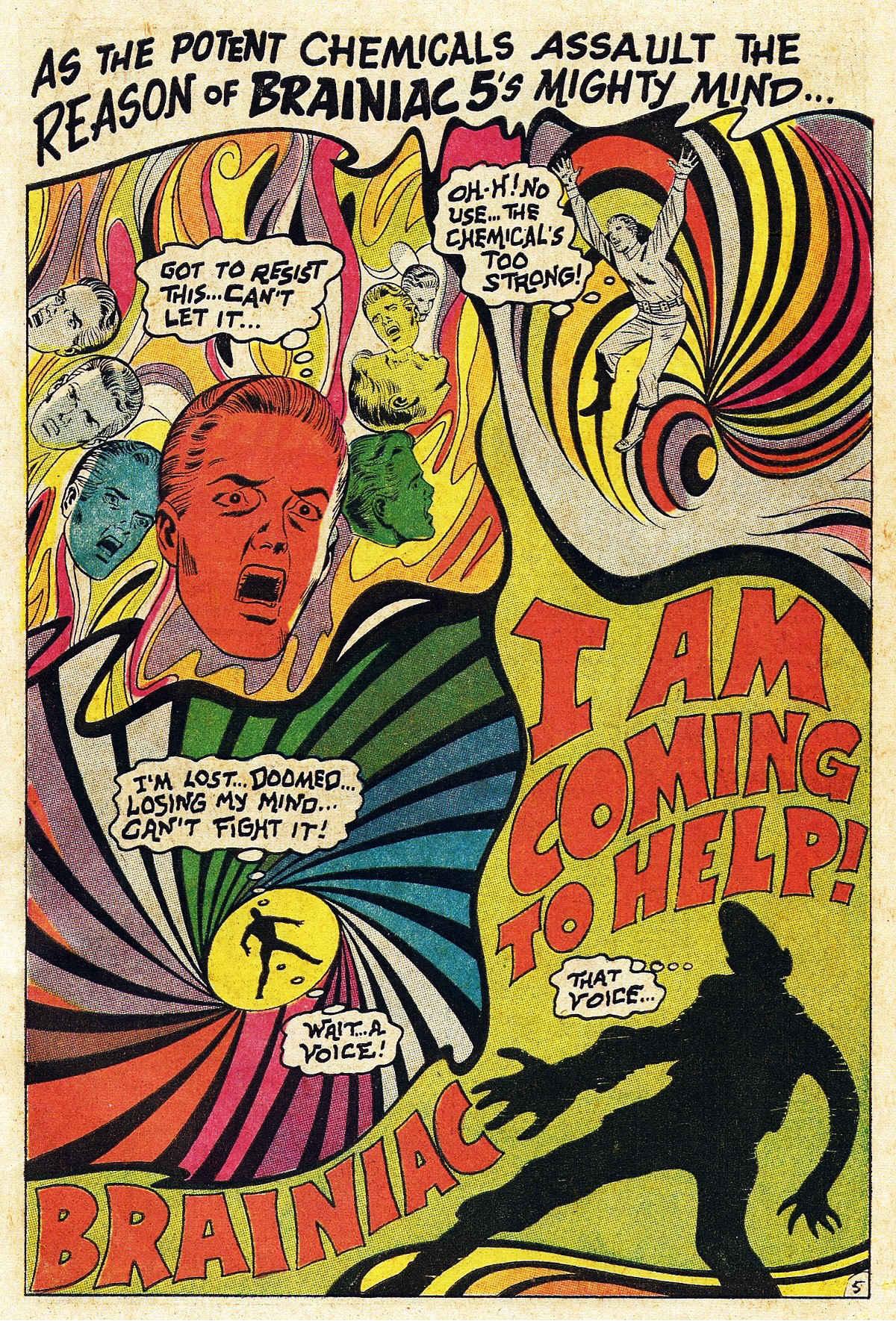 Read online Adventure Comics (1938) comic -  Issue #377 - 7