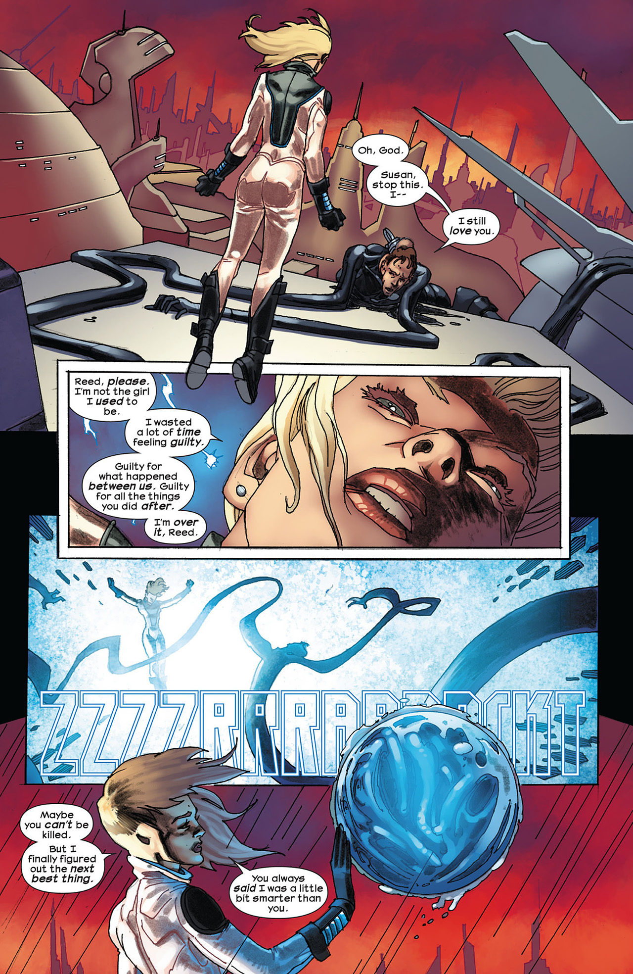 Read online Ultimate Comics Ultimates comic -  Issue #12 - 19
