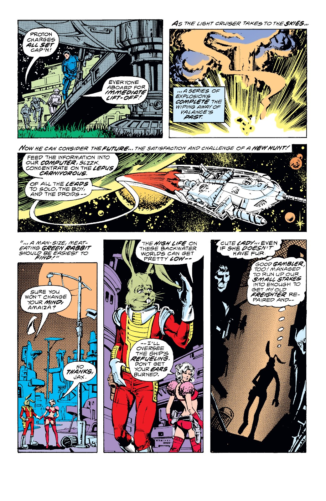 Read online Star Wars Legends: The Original Marvel Years - Epic Collection comic -  Issue # TPB 1 (Part 3) - 83