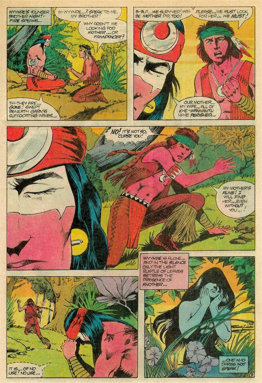 Read online Arion, Lord of Atlantis comic -  Issue #19 - 6