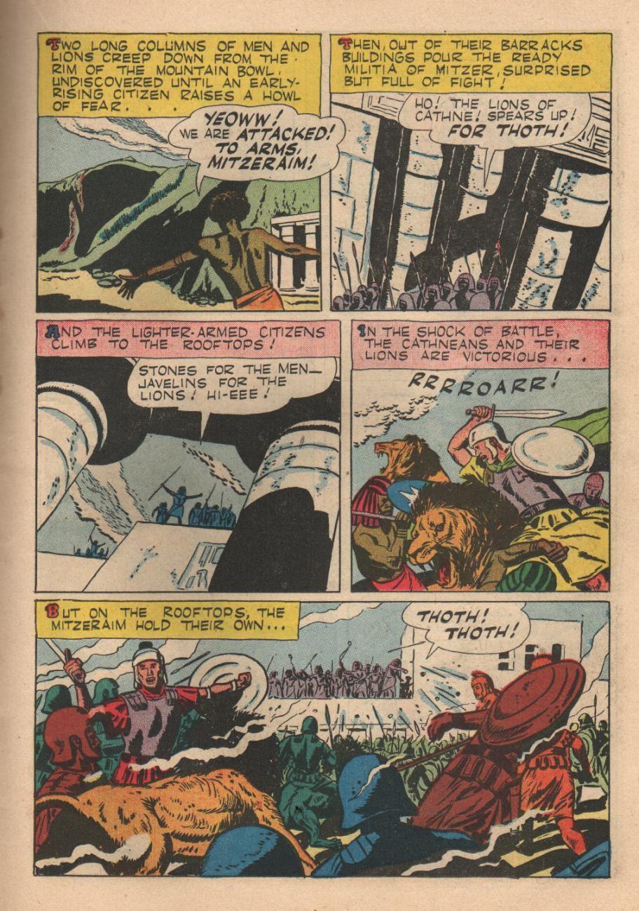 Tarzan (1948) issue 84 - Page 15
