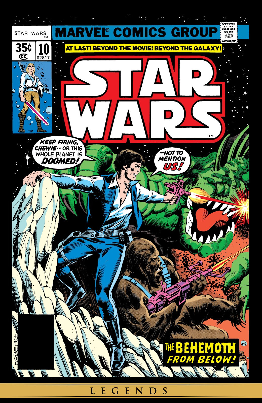 Read online Star Wars Legends: The Original Marvel Years - Epic Collection comic -  Issue # TPB 1 (Part 2) - 72