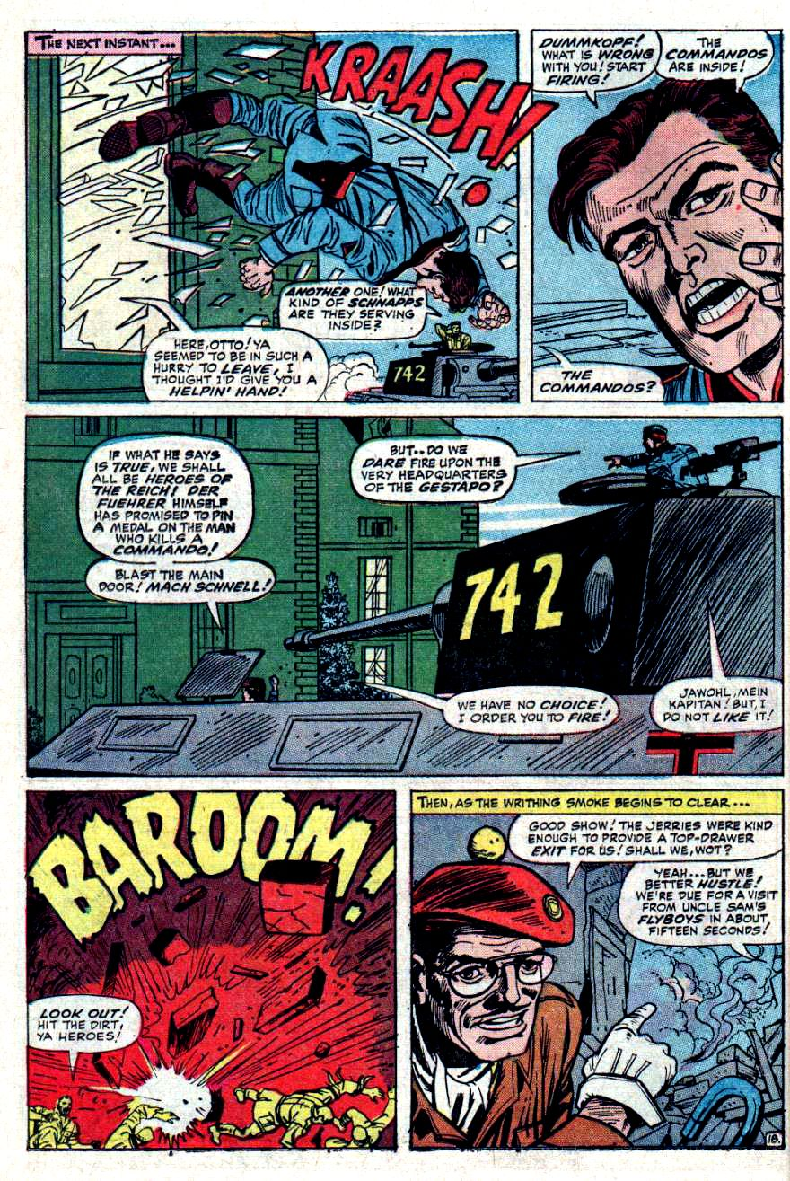 Read online Sgt. Fury comic -  Issue #31 - 26