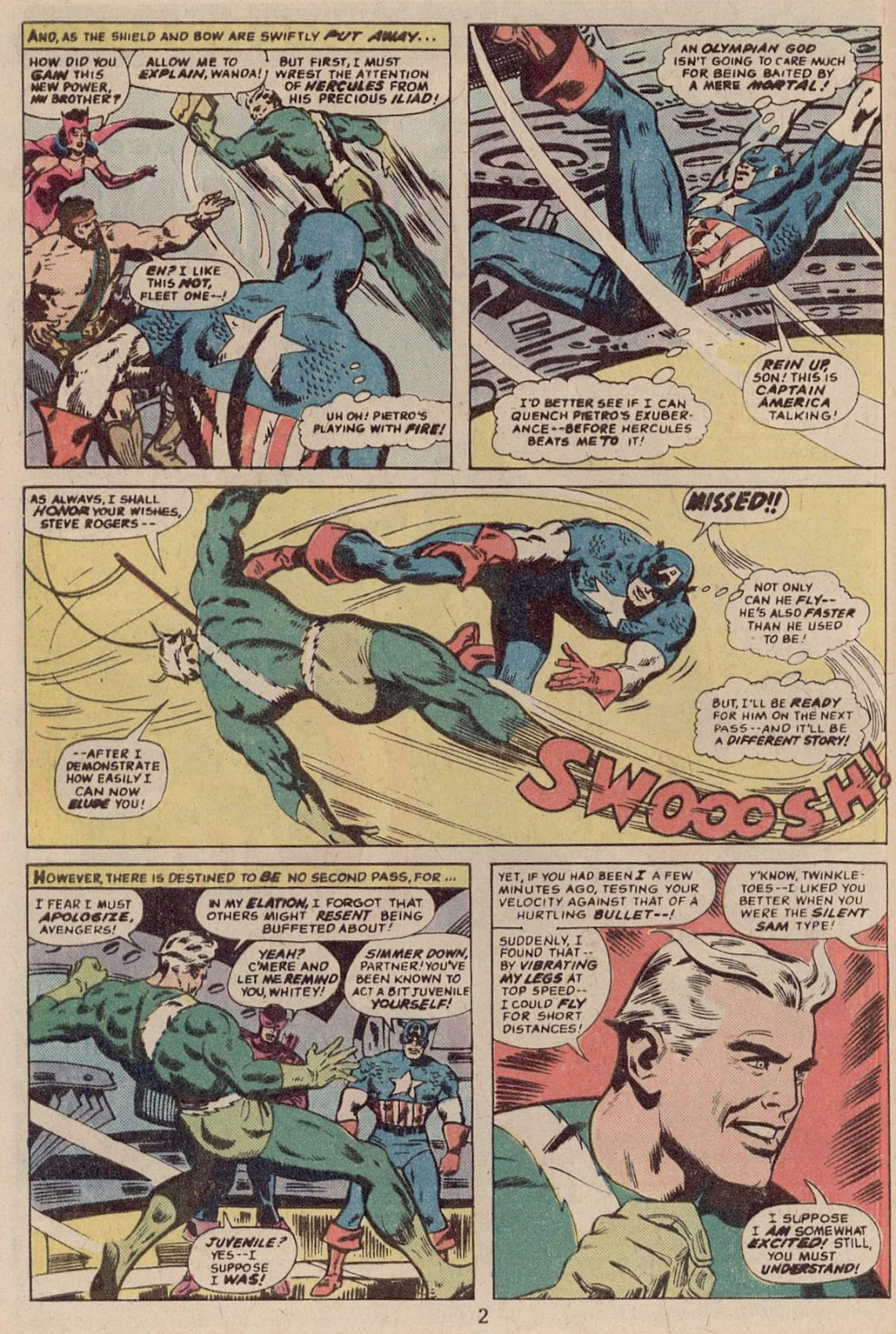 Marvel Triple Action (1972) issue 35 - Page 4