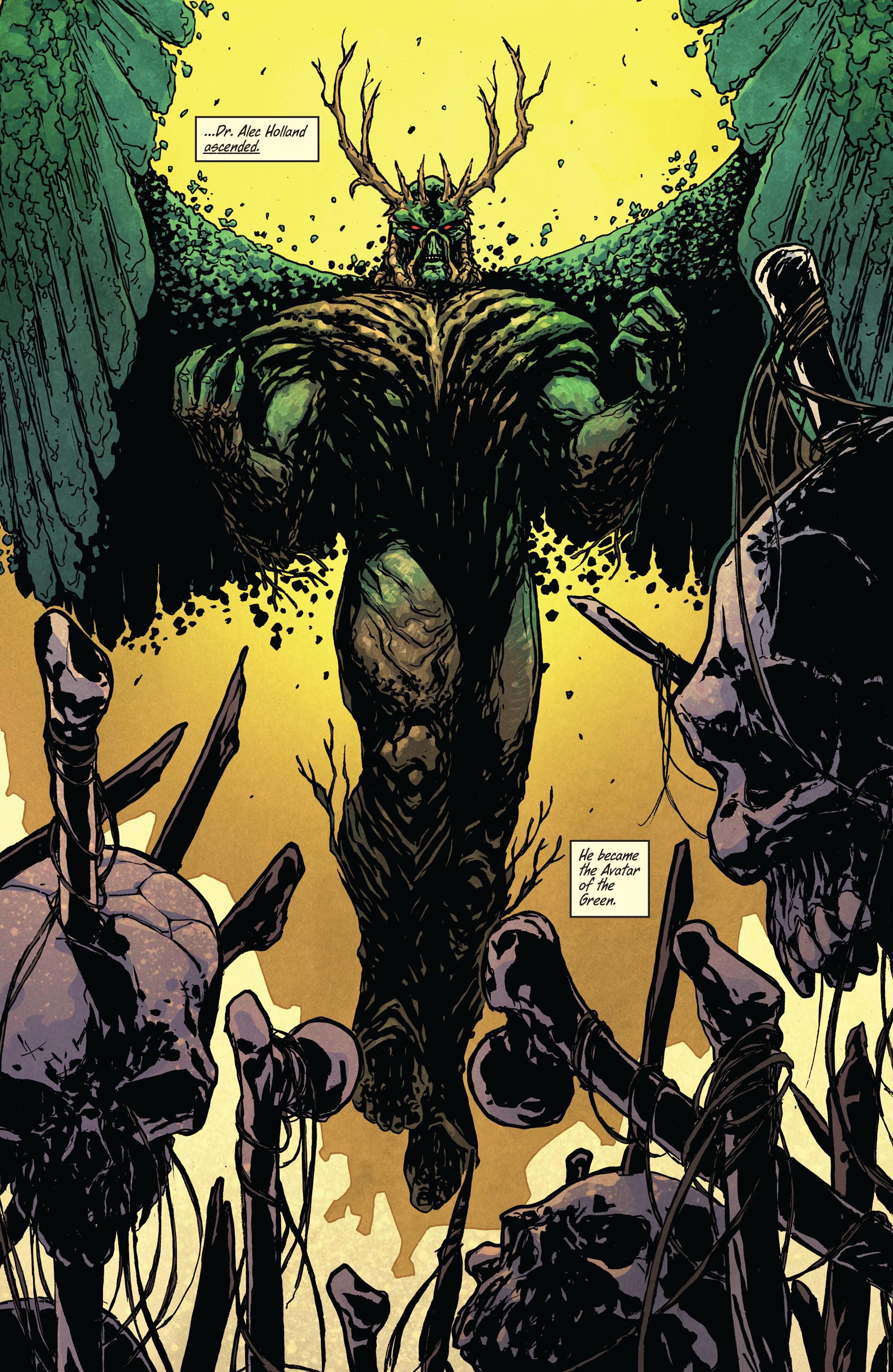 Read online Secret Origins (2014) comic -  Issue #9 - 9