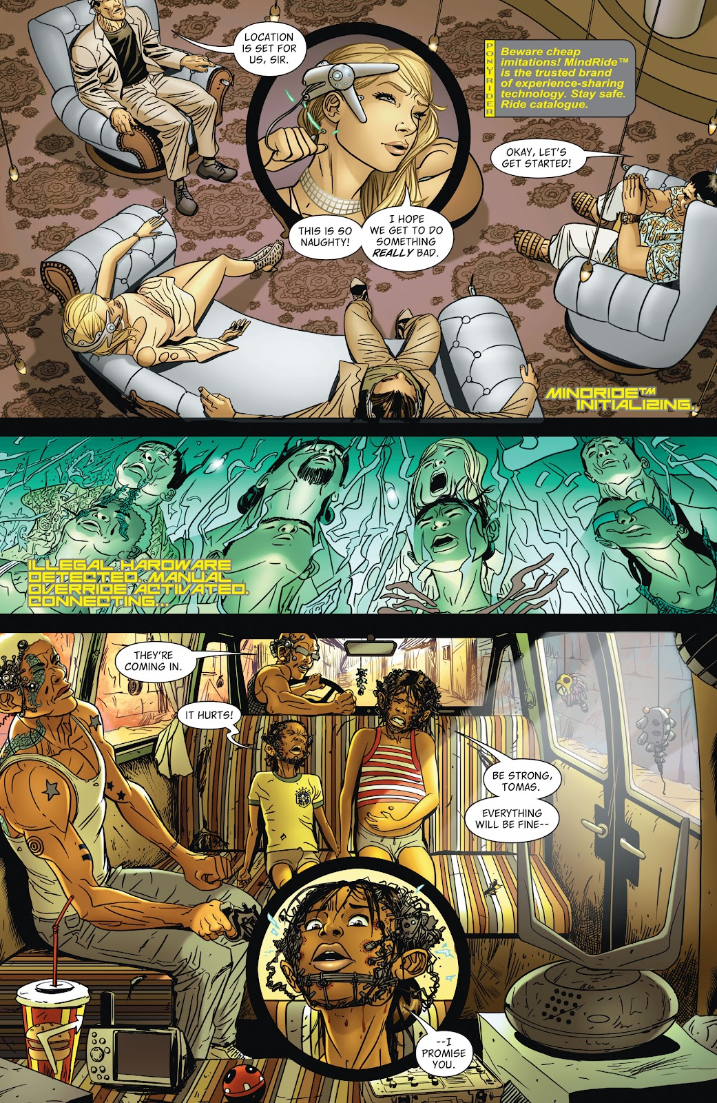 Read online Strange Adventures (2014) comic -  Issue # TPB (Part 1) - 33