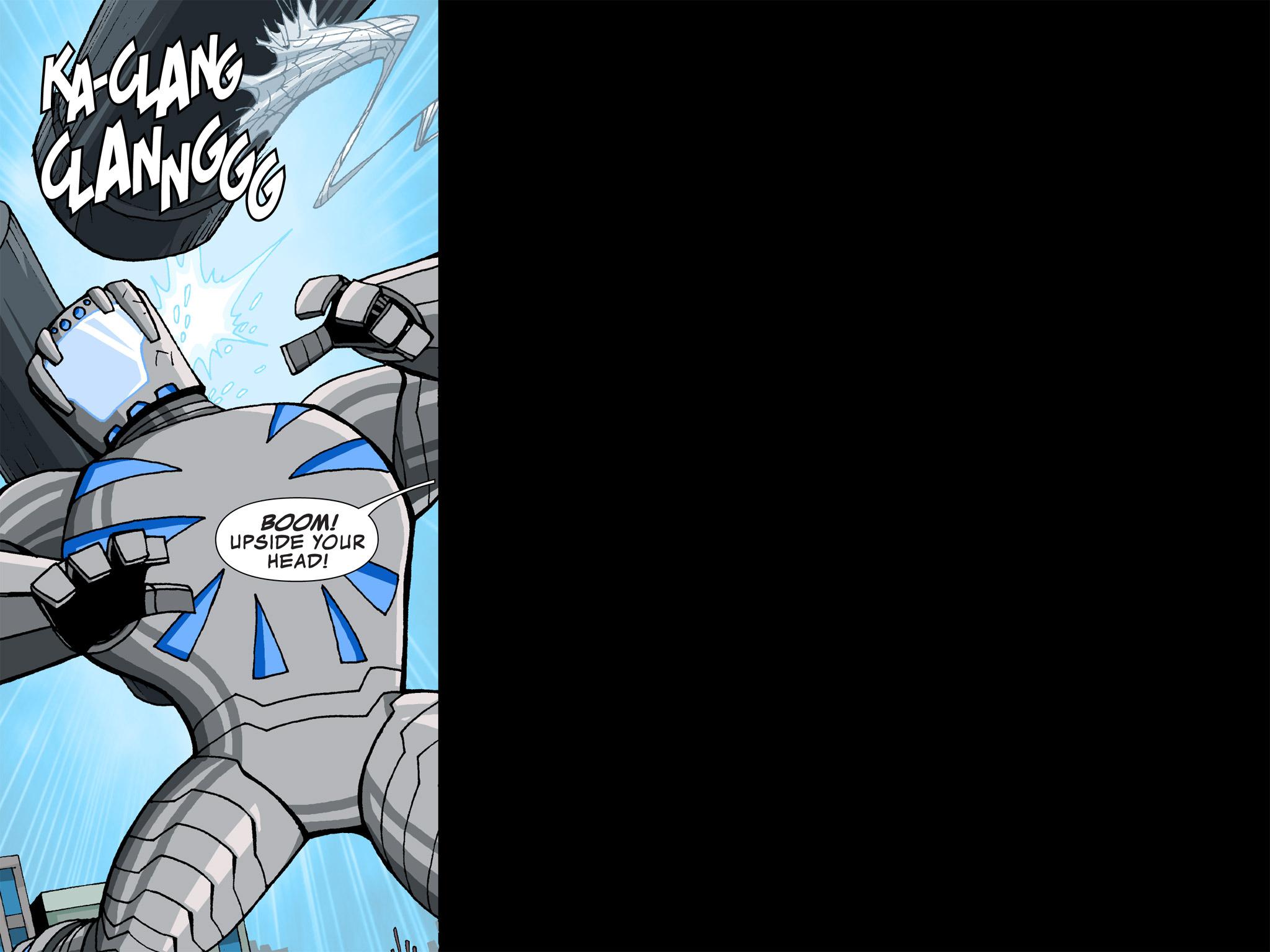 Read online Ultimate Spider-Man (Infinite Comics) (2015) comic -  Issue #3 - 37