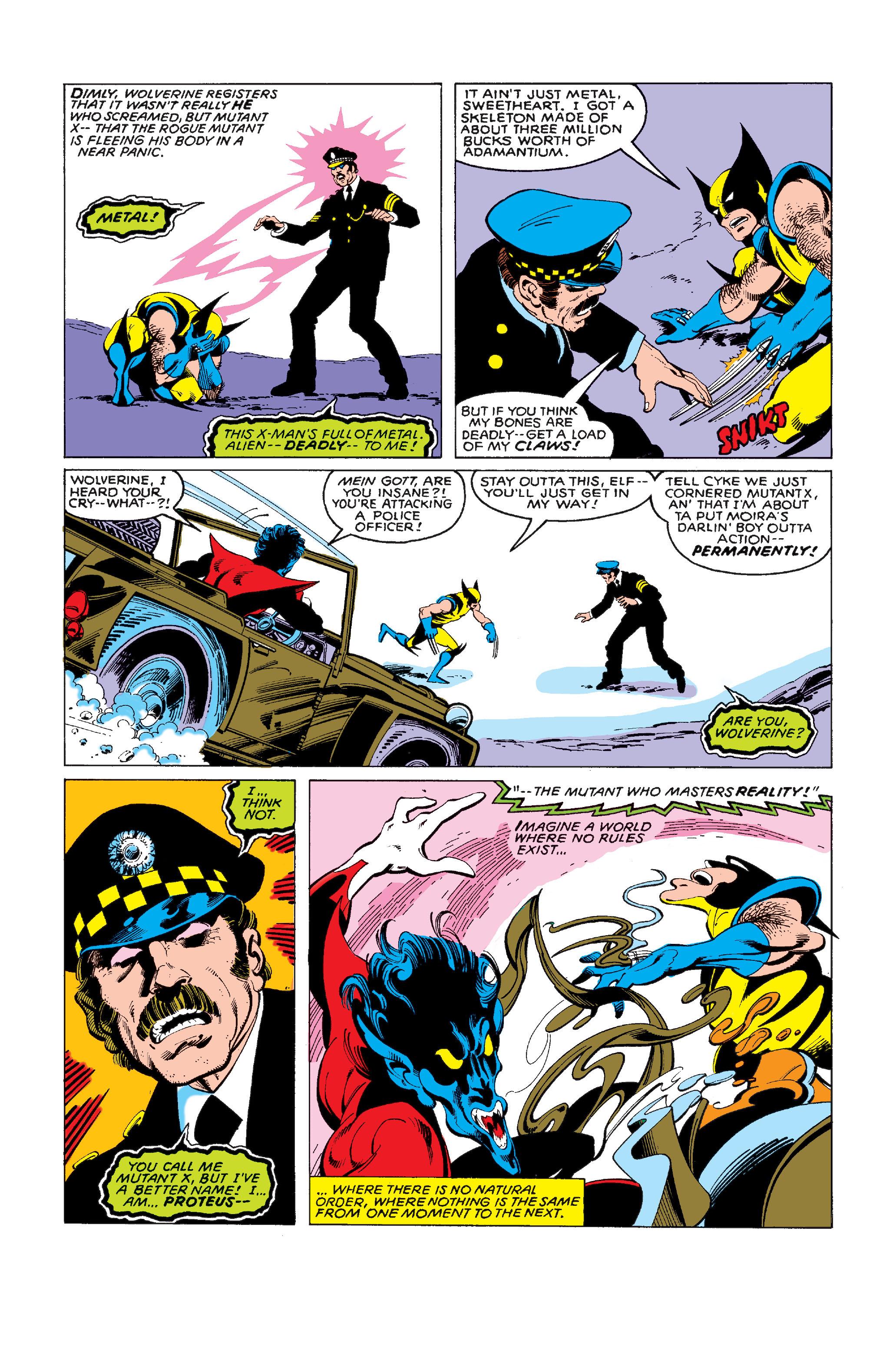 Read online Uncanny X-Men (1963) comic -  Issue #126 - 15