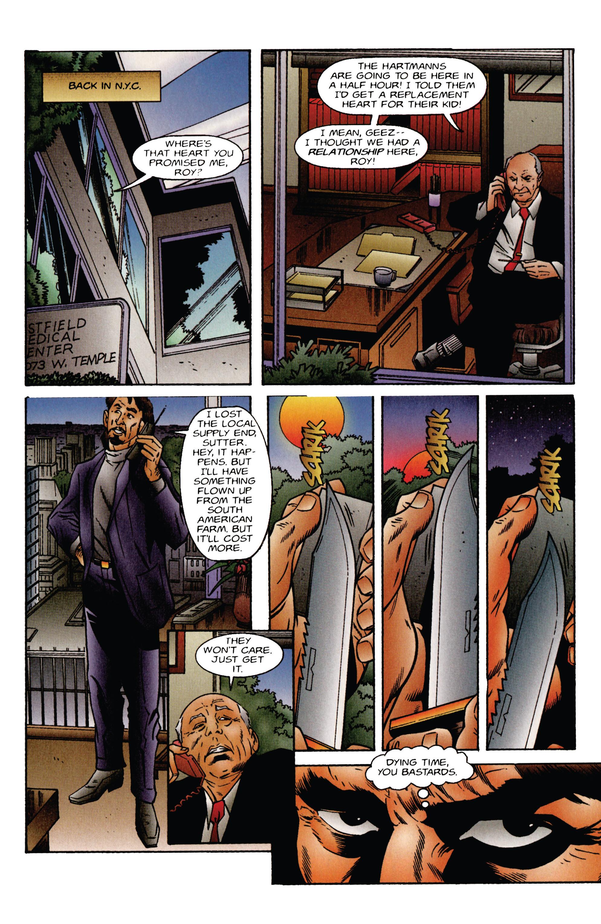 Read online Eternal Warrior (1992) comic -  Issue #40 - 10