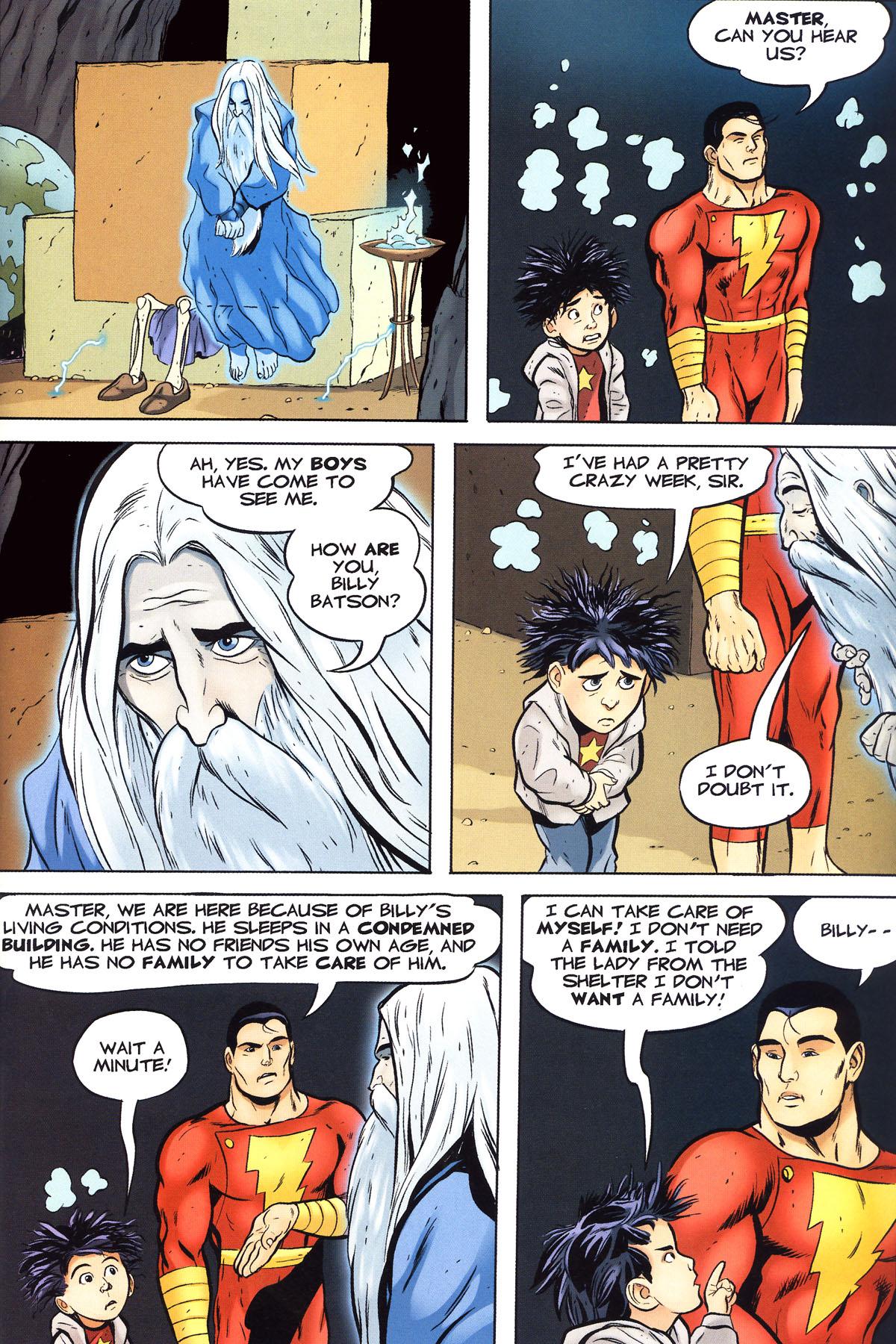 Read online Shazam!: The Monster Society of Evil comic -  Issue #1 - 40