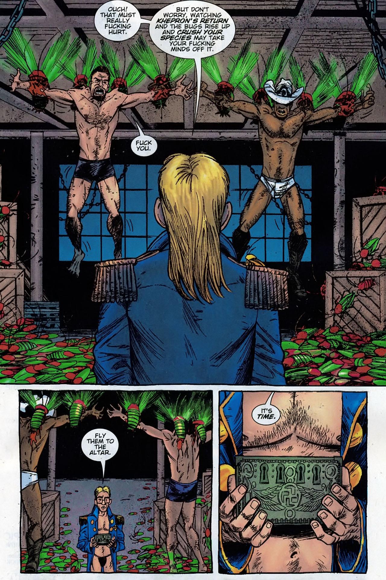 Read online The Exterminators comic -  Issue #30 - 10