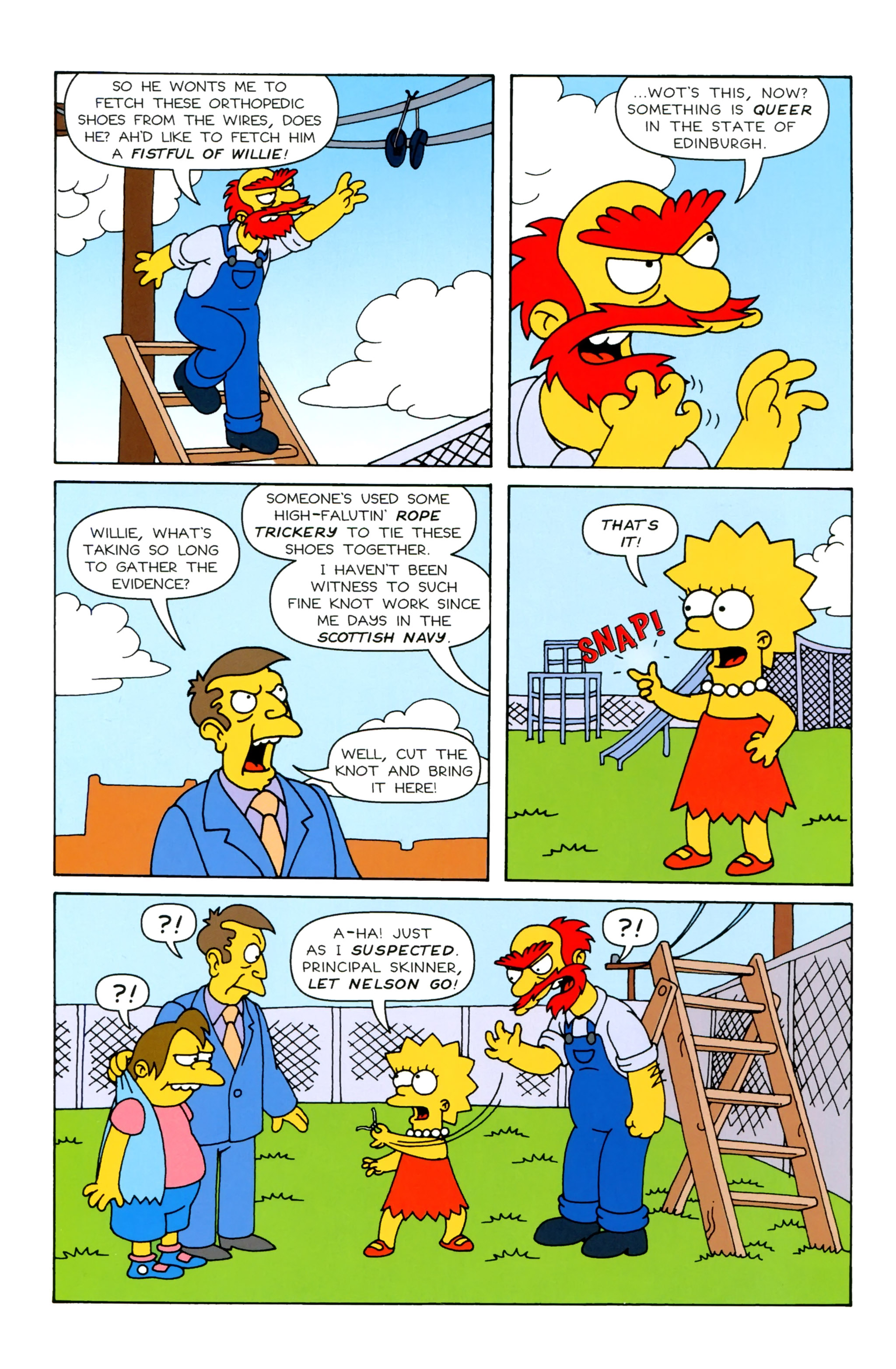 Read online Simpsons Illustrated (2012) comic -  Issue #20 - 43