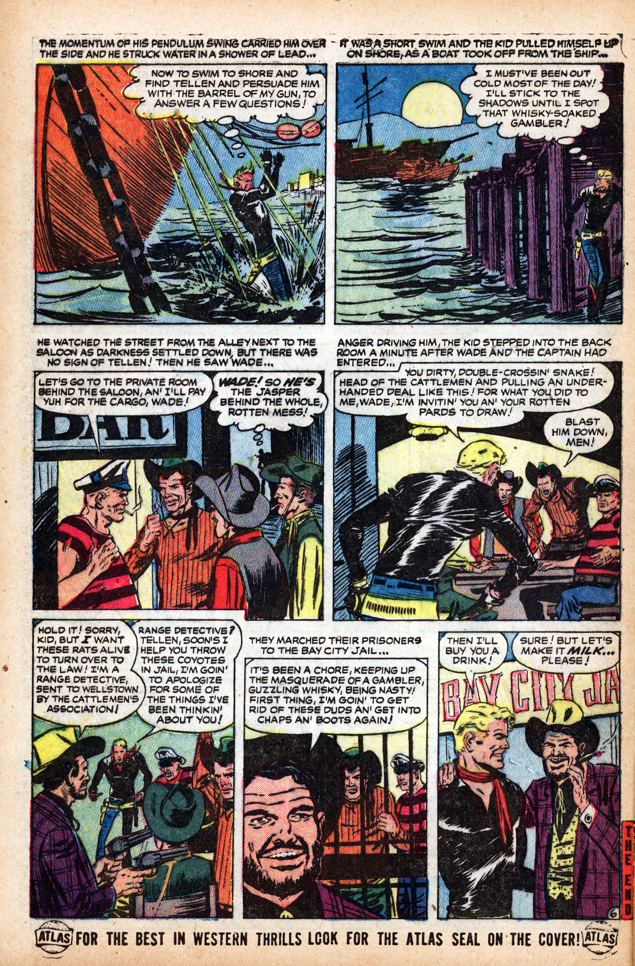 Read online Two-Gun Kid comic -  Issue #19 - 32